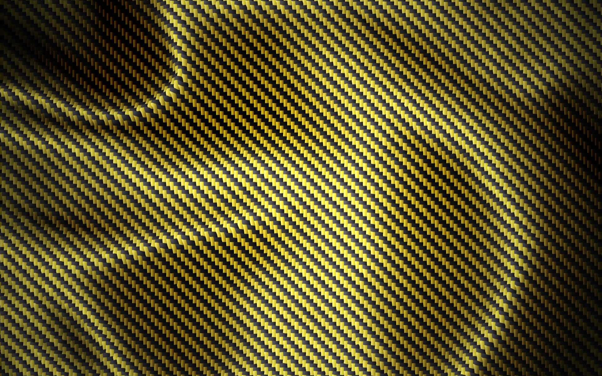 Le Kevlar® est une fibre aramide très résistante aux chocs, au cisaillement et à l'élongation. © Audrey, Adobe Stock