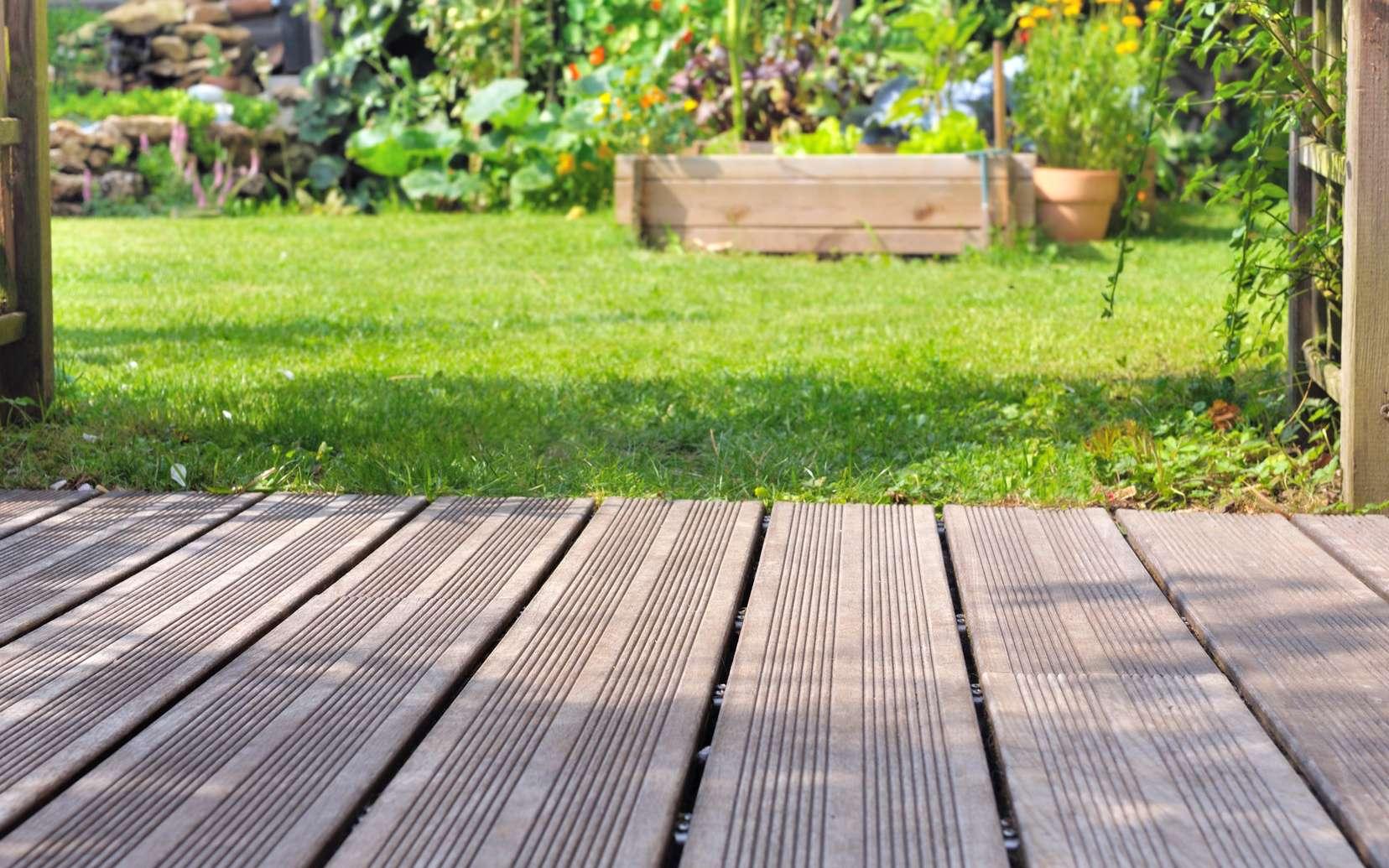 Construire sa terrasse : dans quels cas faut-il la déclarer ? © coco, Fotolia