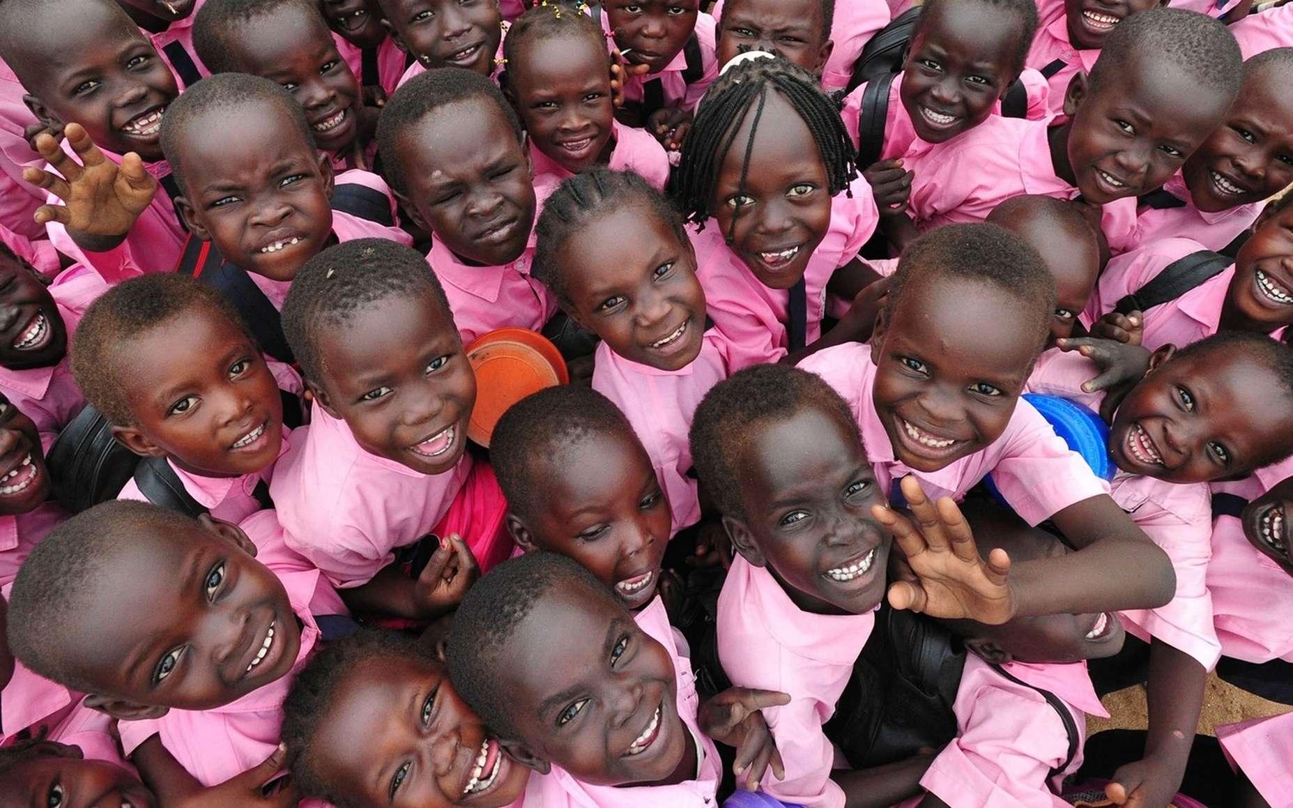 L'Afrique sub-saharienne paie un lourd tribut à la maladie Sida. Près de deux millions d'enfants dans le monde vivraient avec le VIH. © tpsdave, Pixabay