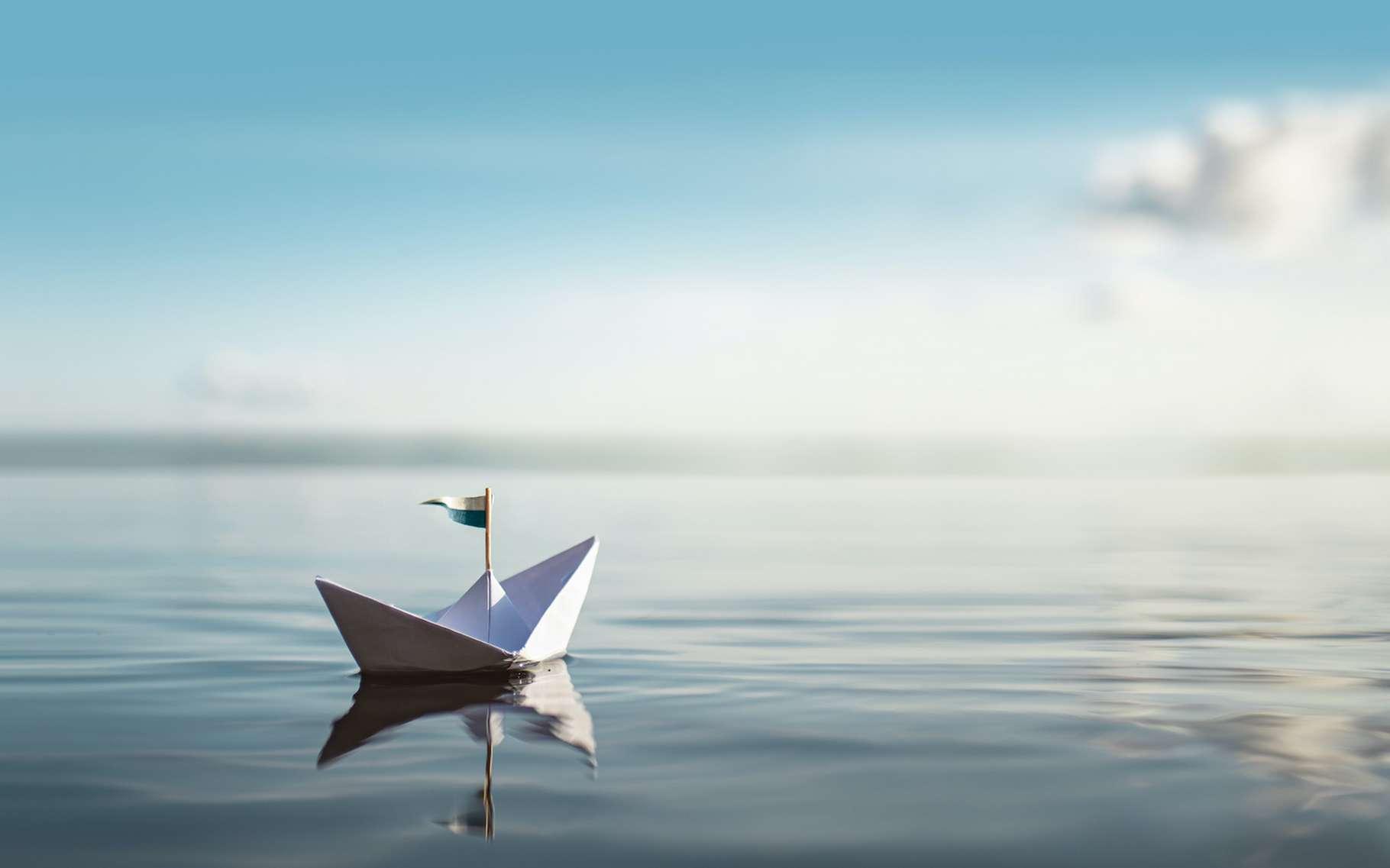 Des chercheurs de la PennState University (États-Unis) montrent que les océans deviennent rapidement de plus en plus tables sous l'effet du réchauffement climatique. Ce n'est pas une bonne nouvelle, car cela nuit aux capacités des océans à réguler le climat et à nourrir leur biodiversité. © Marco Martins, Adobe Stock