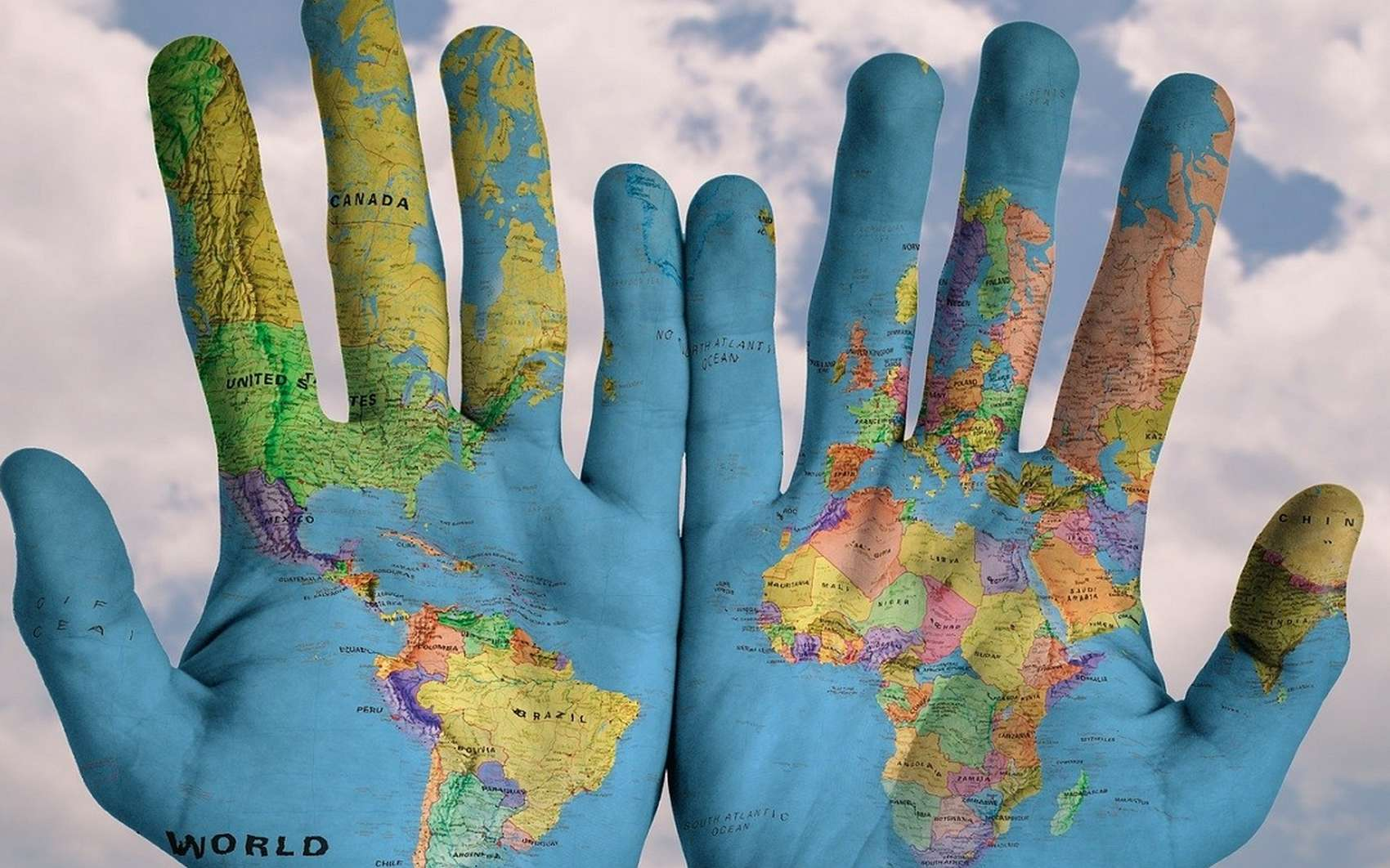 Maps.me : l'outil de cartes idéal pour les voyageurs © stokpic, Pixabay