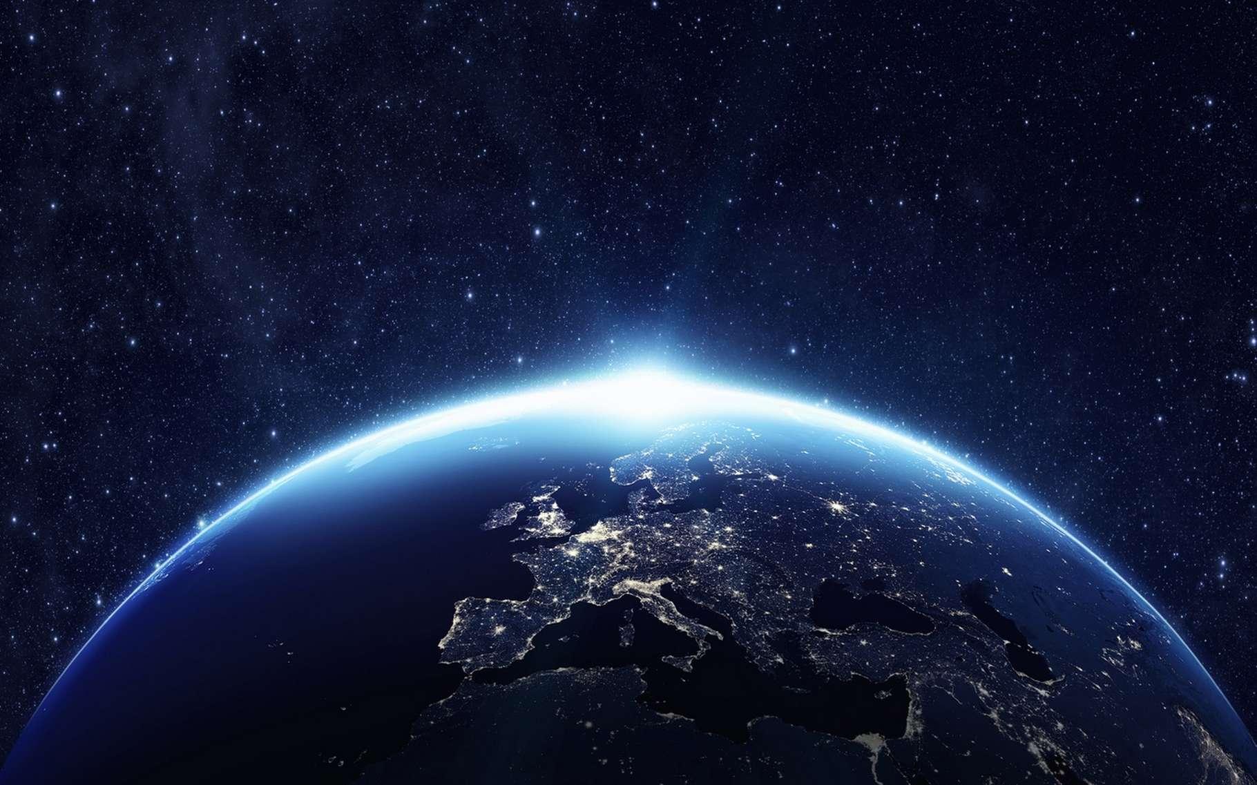 Les explorations interstellaires sont une puissante source d'inspiration pour la science-fiction. Le projet Breakthrough Starshot espère en faire une réalité d'ici la fin de ce siècle. © Rangizzz, Fotolia