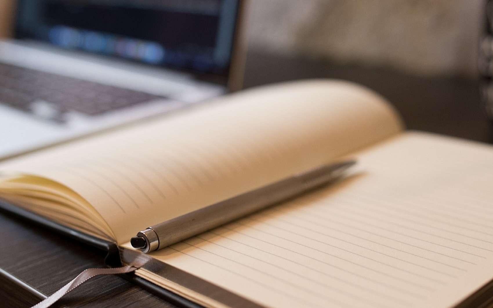 Moins encombrantes et contraignantes qu'un carnet de notes papier, les applications mobiles de prise de notes assurent de toujours avoir à disposition un moyen de saisir des informations importantes. © Pixabay.com