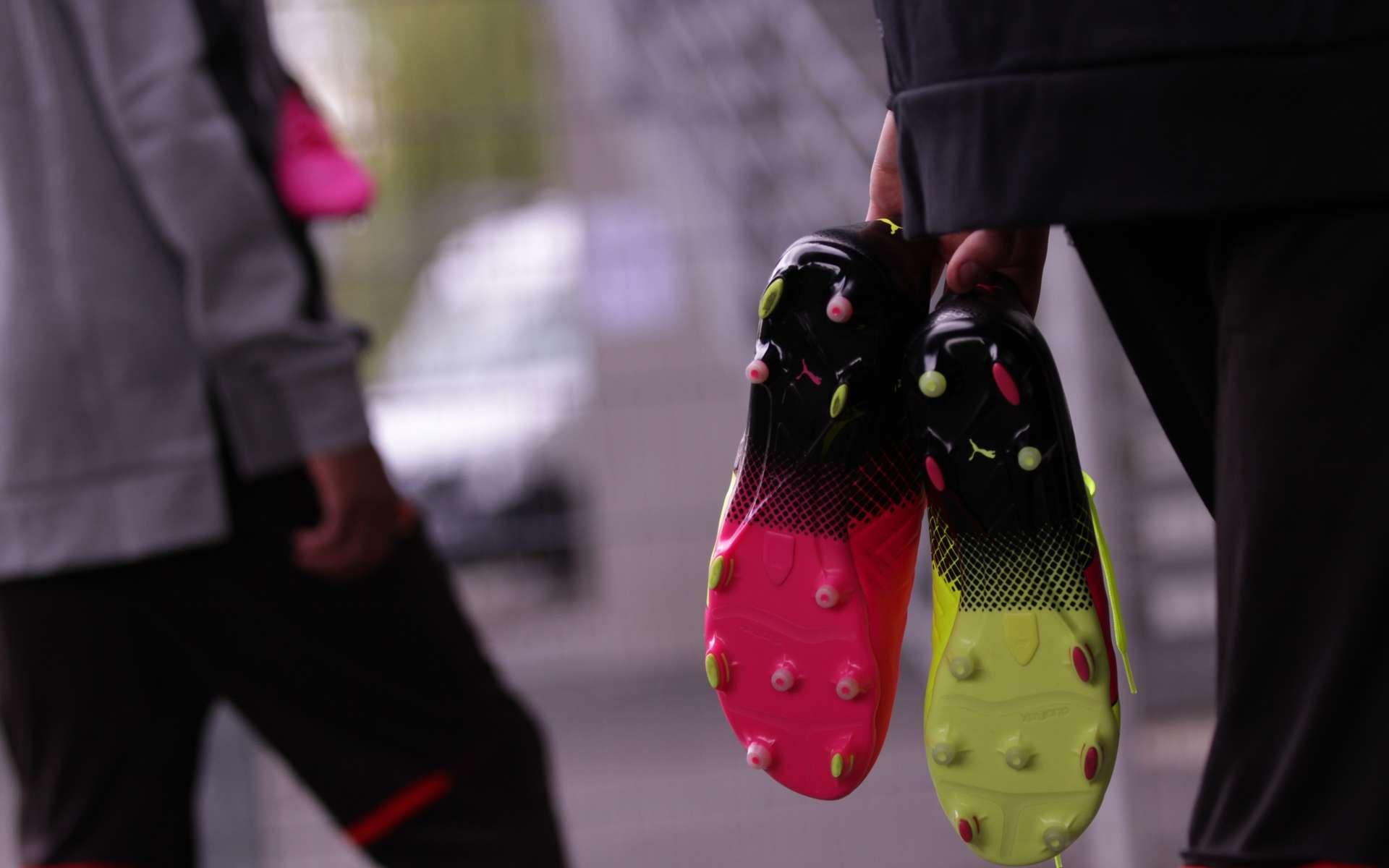 Les chaussures de sport, devenues des défis technologiques, ont considérablement progressé ces dernières années, et ce dans toutes les disciplines sportives. © Arkema