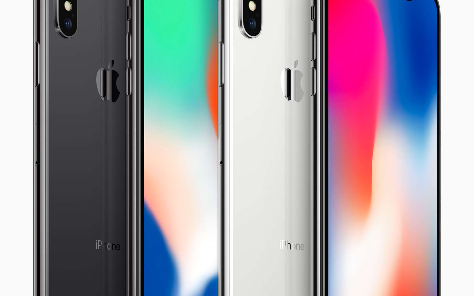 iPhone X © Apple