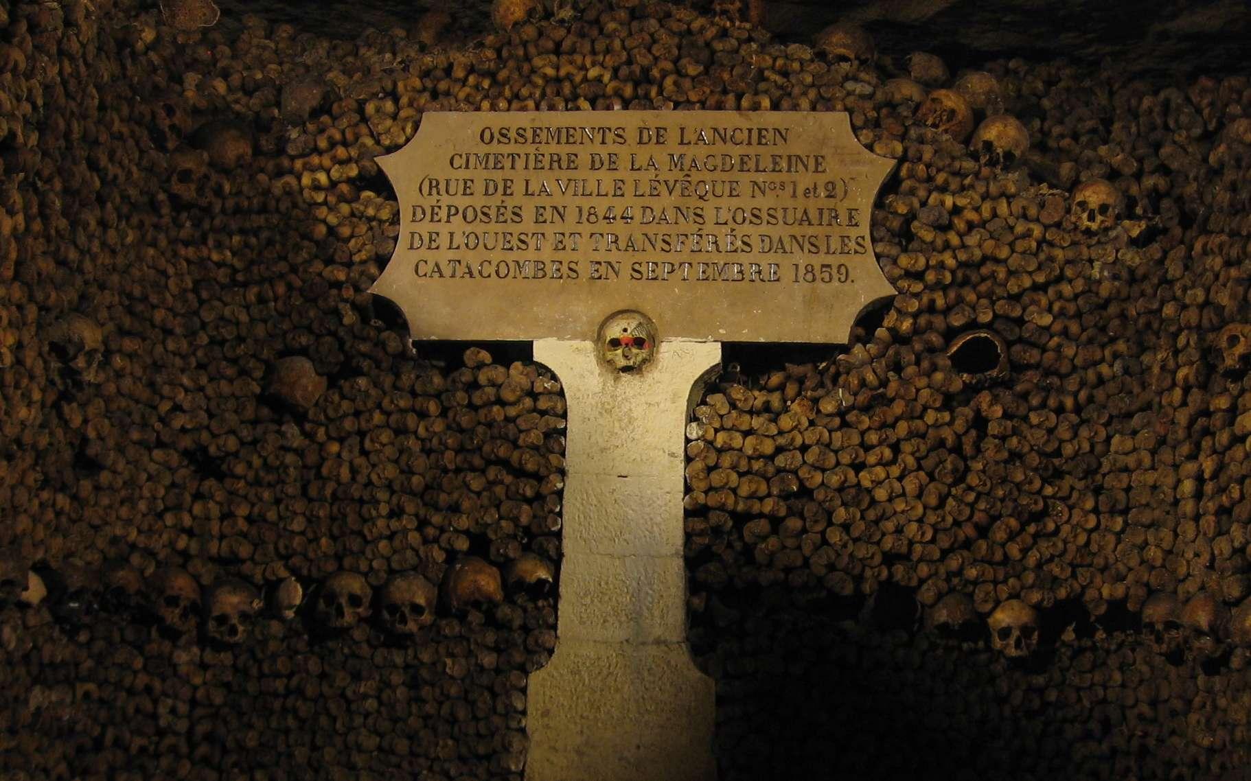 巴黎14區・探訪巴黎地下墓穴
