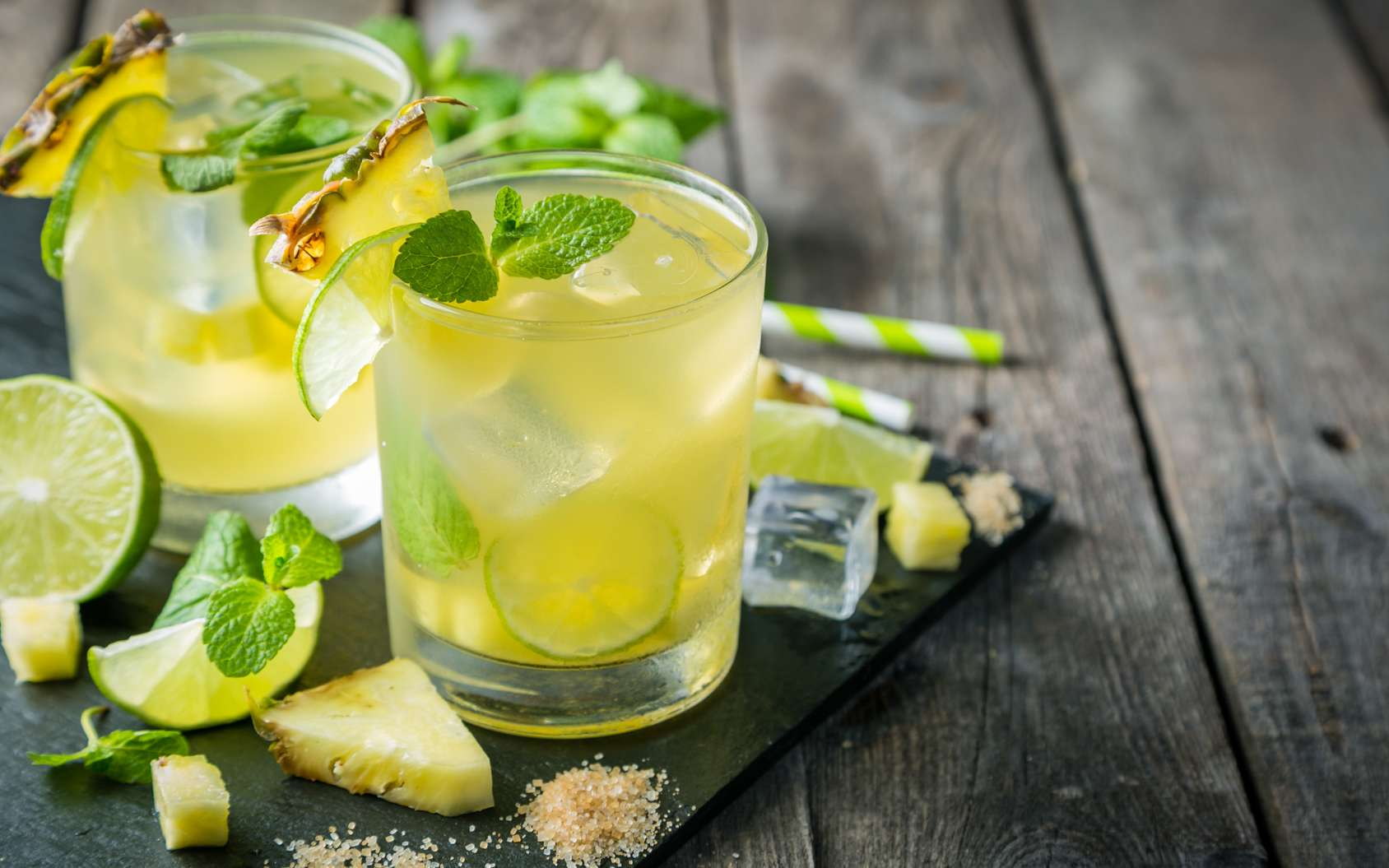 Quelles boissons pour bien s'hydrater l'été ? © anaumenko, fotolia