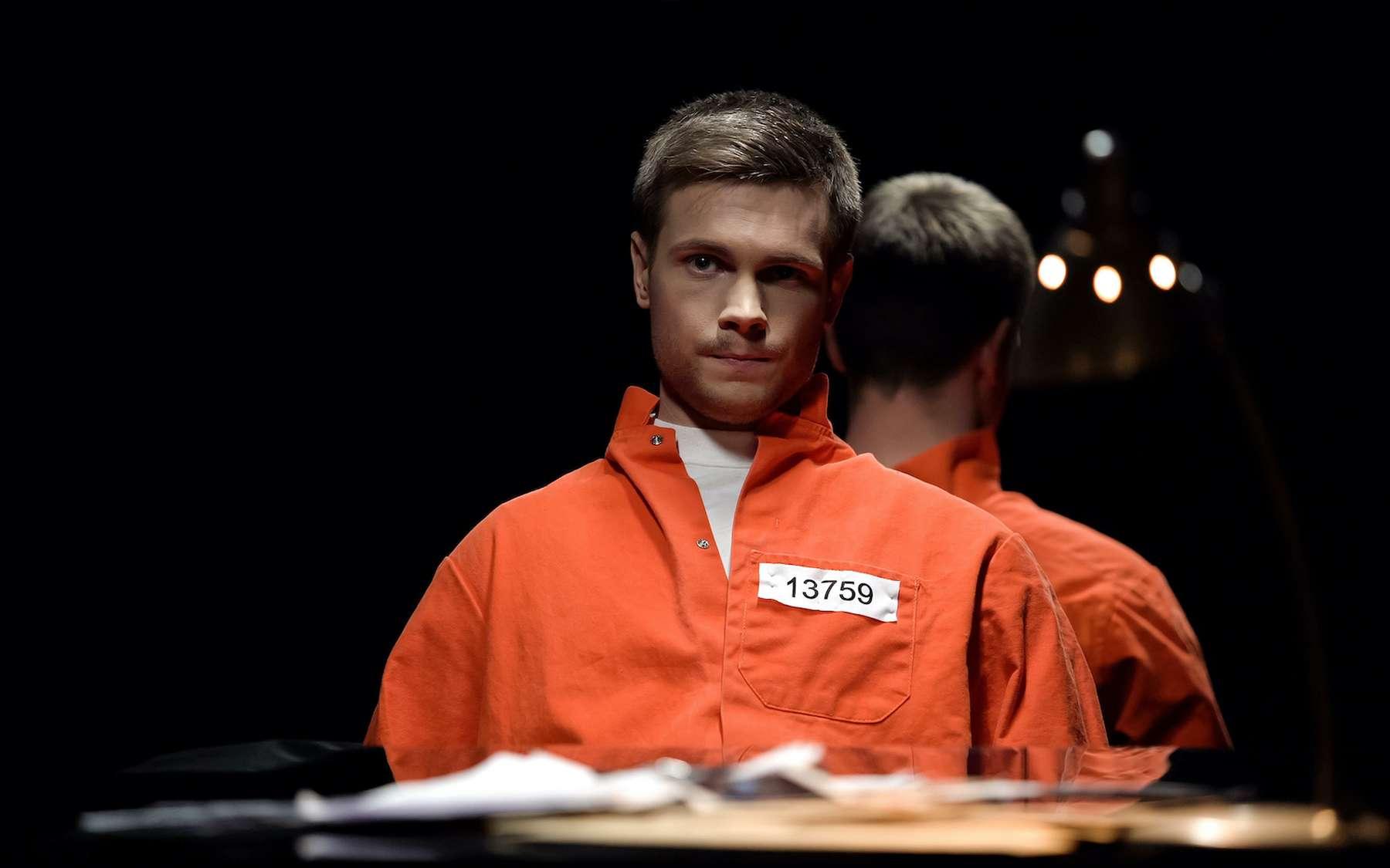 Comment détecter un détenu psychopathe ? © motortion, Adobe Stock