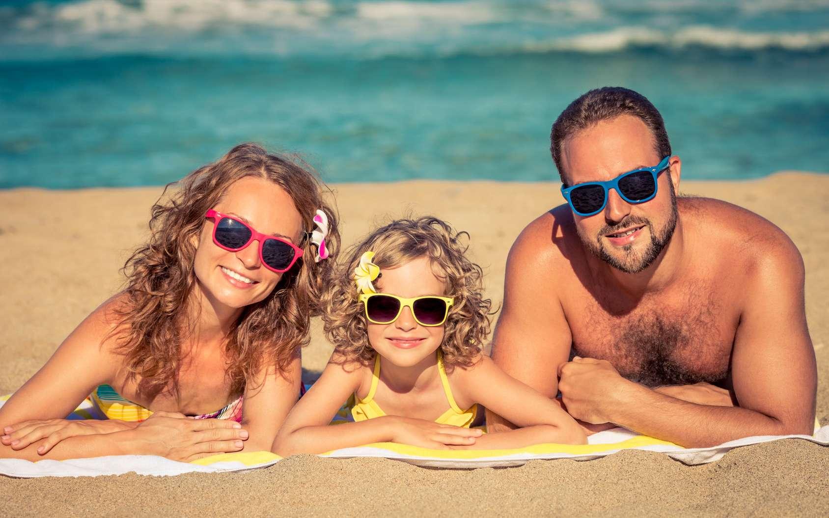 Le bronzage correspond à un mécanisme de défense de notre peau face aux agressions du soleil. © Sunny studio, Fotolia