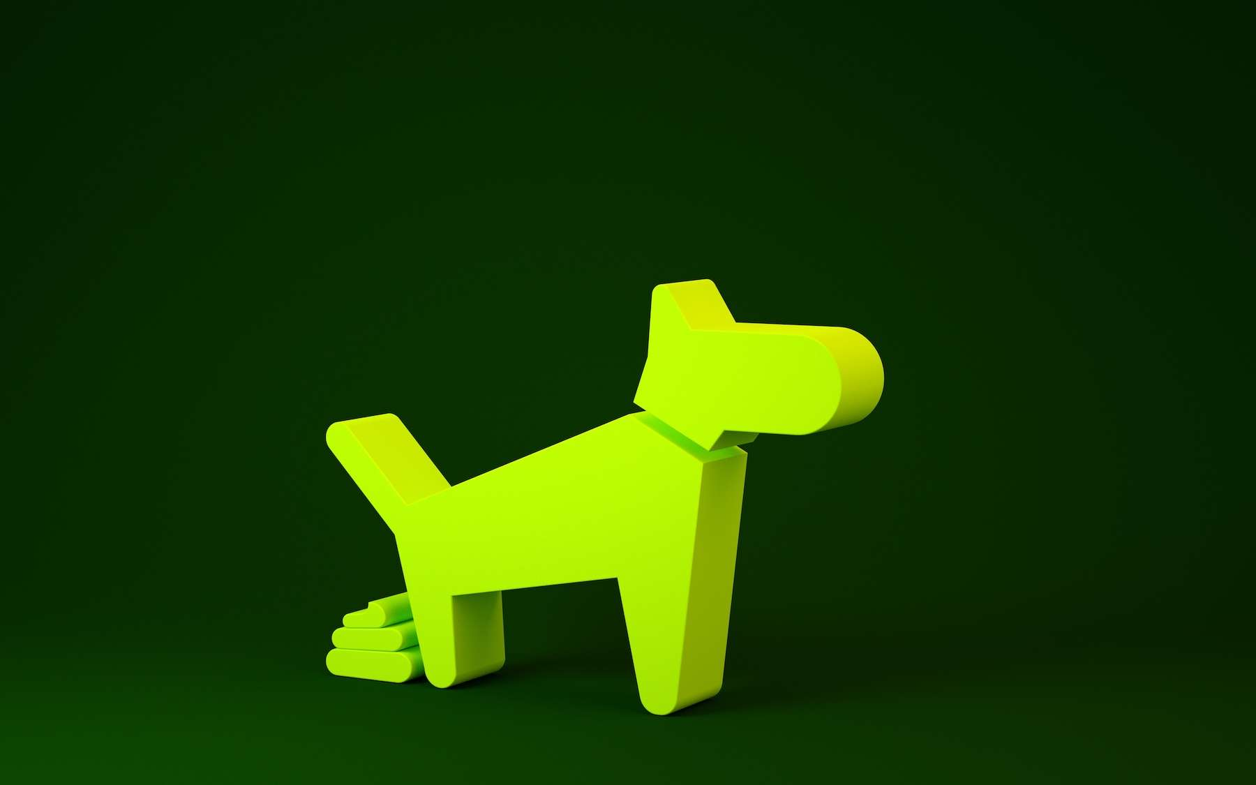 Les chiens nourris avec des aliments frais produisent deux fois moins de crottes. © Plus, Adobe Stock