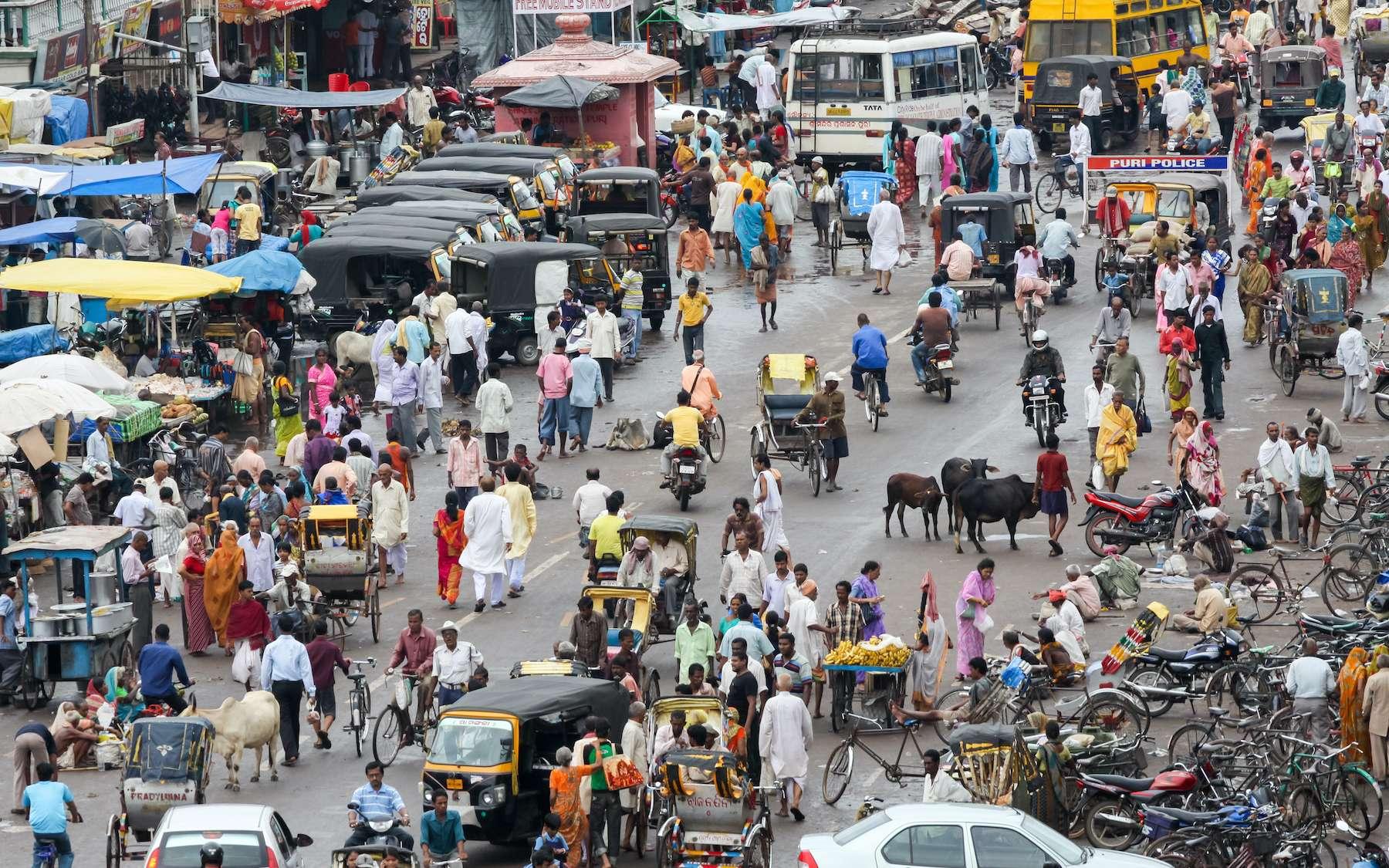 Épidémie de coronavirus : l'Inde, une exception mondiale ? © nilanewsom, Adobe Stock