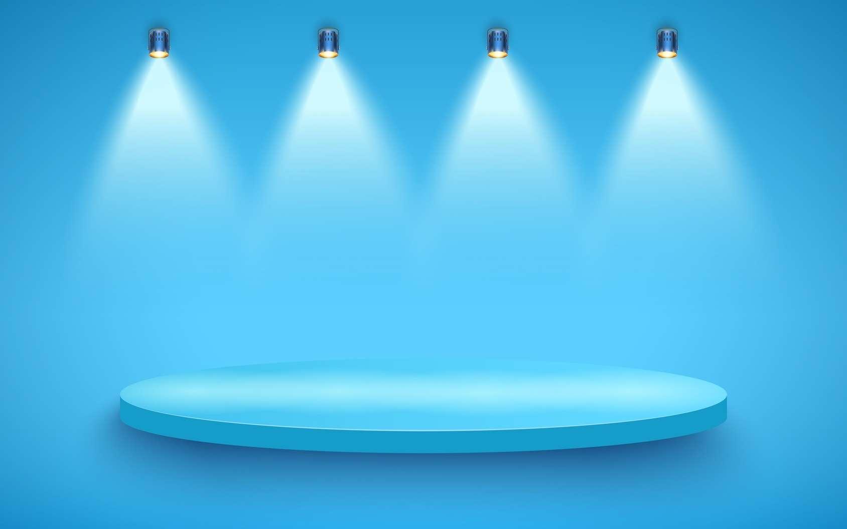 L'exposition du corps à la lumière bleue diminue la pression artérielle. © VITAMIN, Fotolia