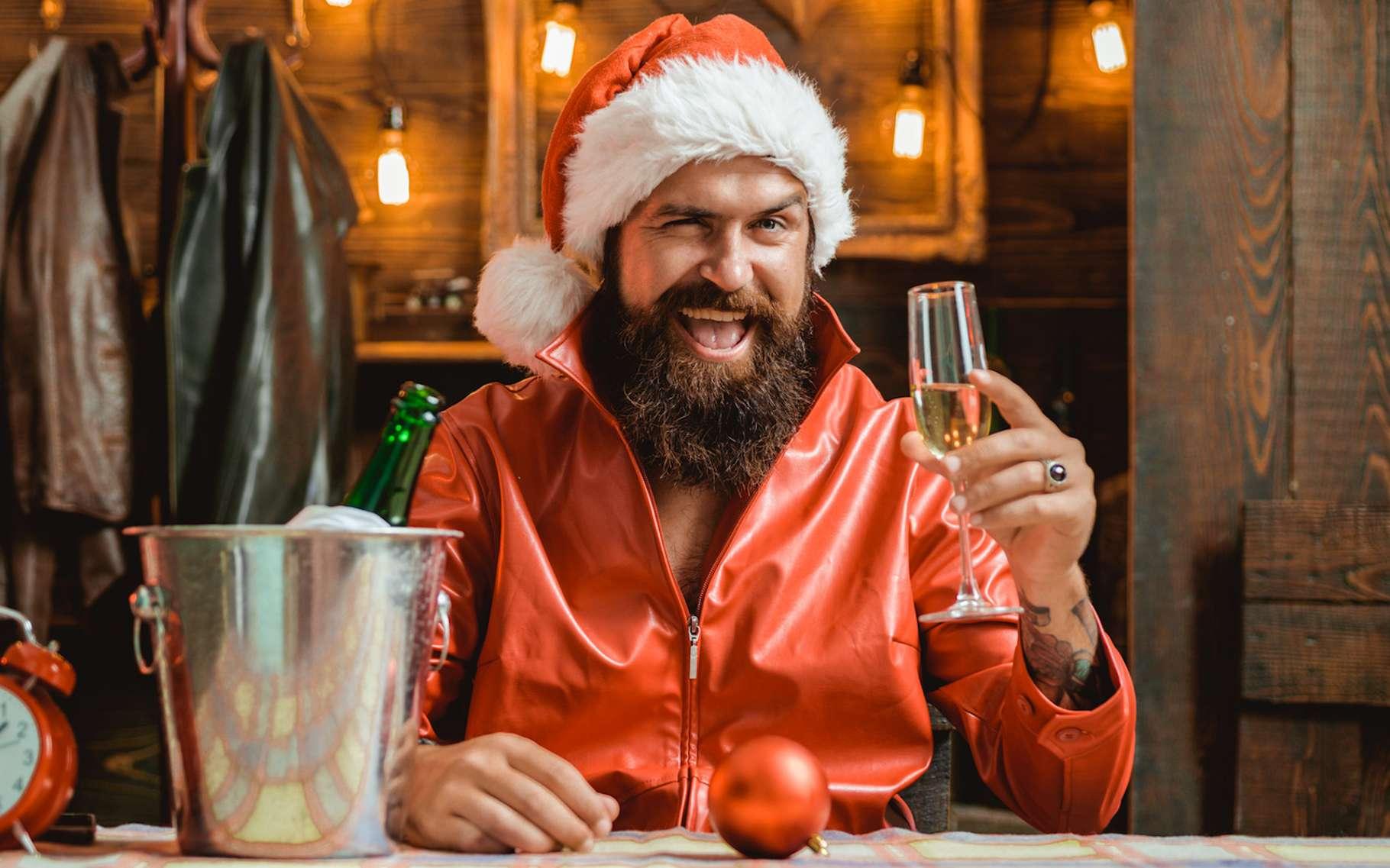 Selon une étude scientifique, les personnes qui vivent dans des régions plus froides et moins ensoleillées boivent plus d'alcool que les autres. © tverdohlib, Fotolia