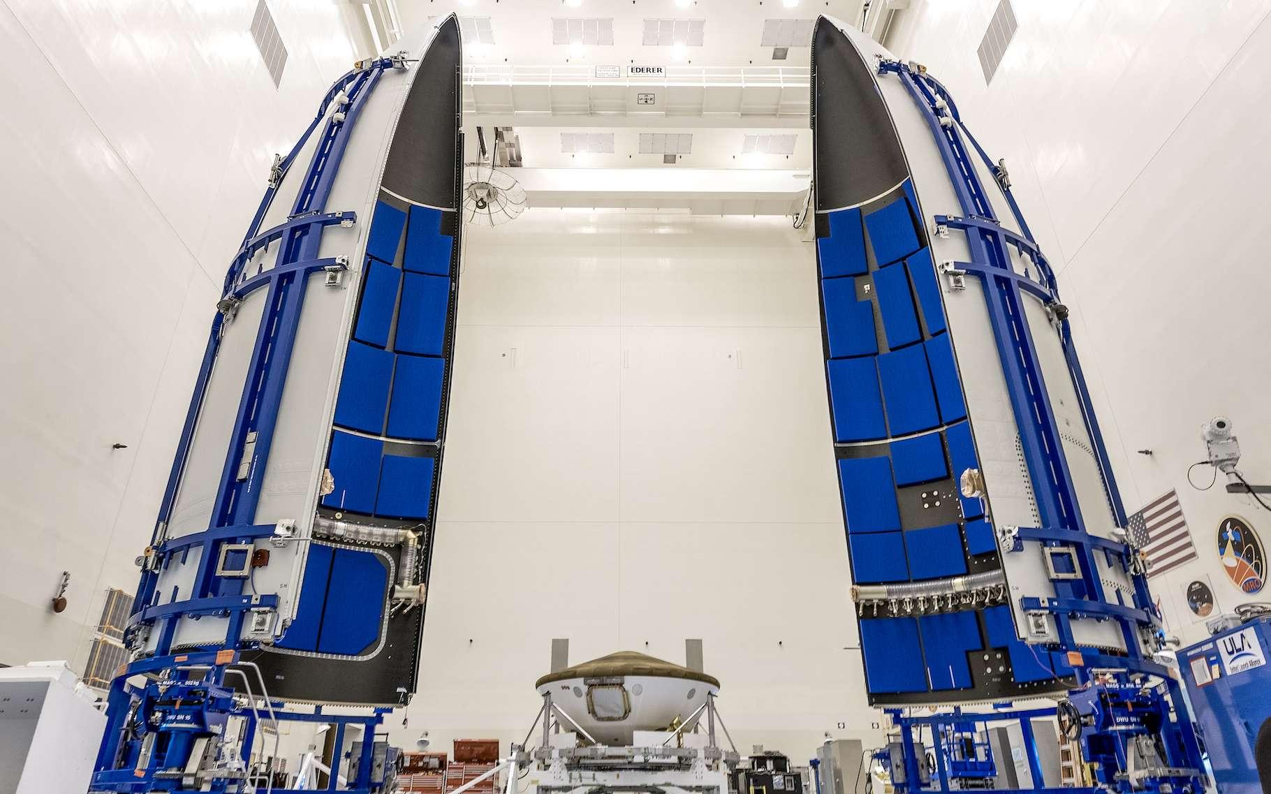 Une date de lancement a enfin été annoncée pour la mission 2020 de la Nasa. © Nasa