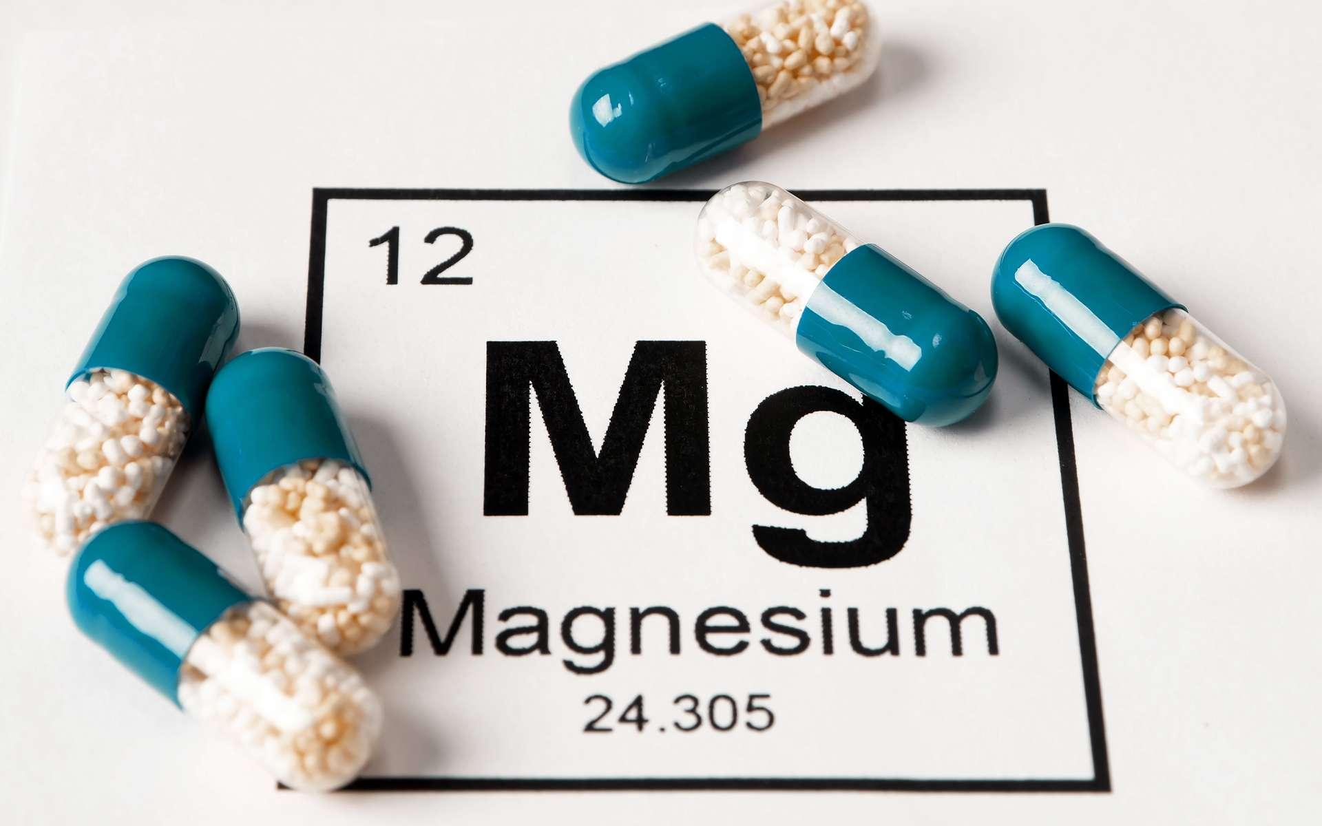 Le magnésium est un micronutriment d'une importance fondamentale pour notre organisme. © Dmitriy, Adobe Stock