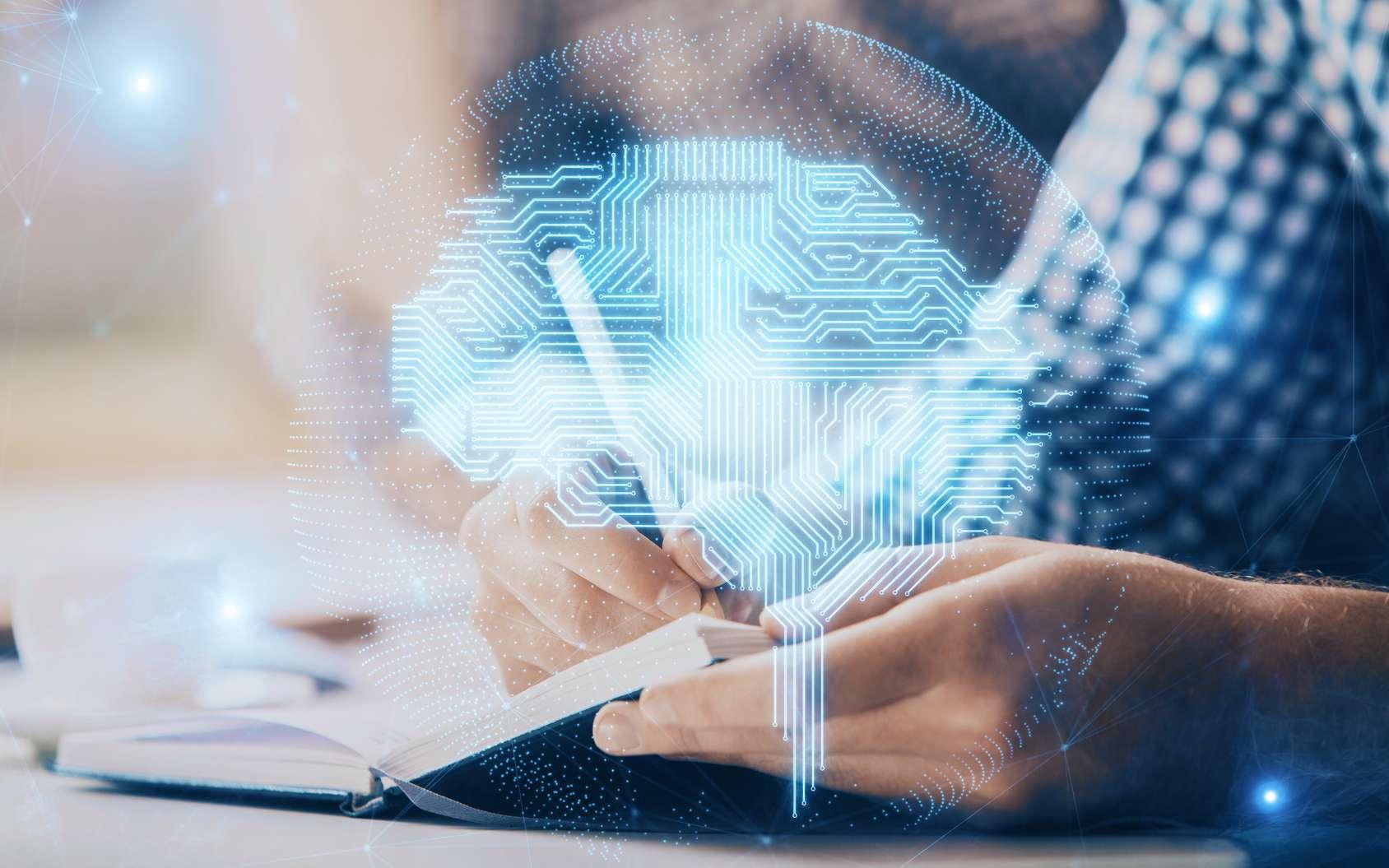 Malgré les discours très ambitieux de Facebook et Elon Musk, les interfaces cerveau-machine ont encore beaucoup de progrès à faire. © Peshkova, Fotolia