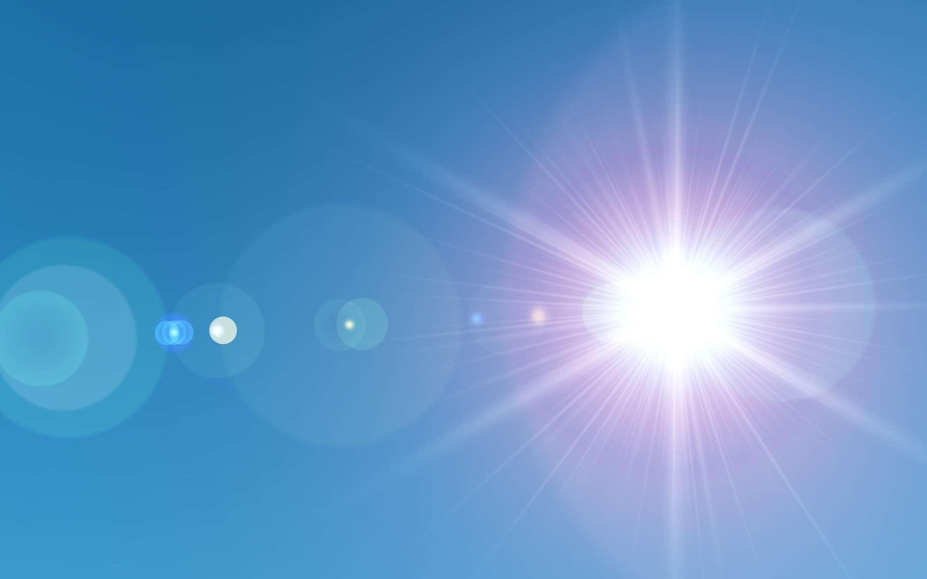 Des chercheurs ont mis au point une cellule solaire hybride, capable de produire tout à la fois de l'hydrogène et de l'électricité. © la source de l'info, Fotolia