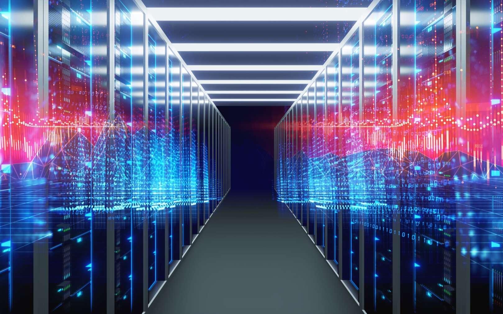 Pendant le confinement et pour permettre le télétravail, il faudra être responsable pour éviter la saturation des réseaux. © Monsitj, Adobe Stock