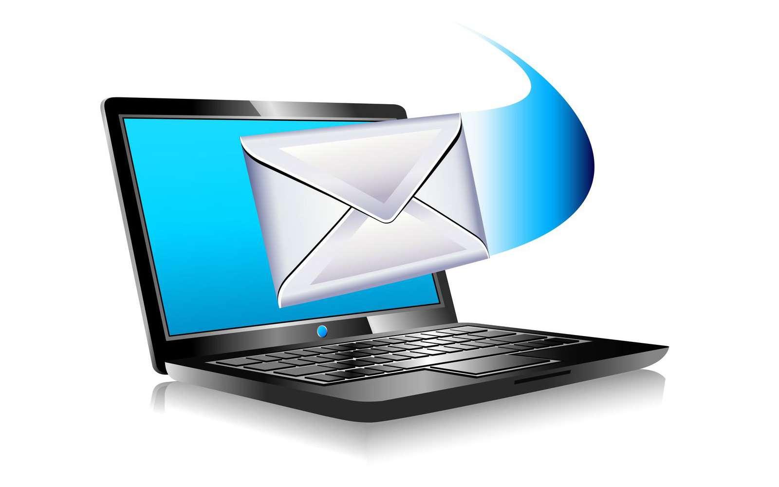 Futura partage avec vous sa sélection des meilleurs clients de messagerie. © Stocklib, roywylam