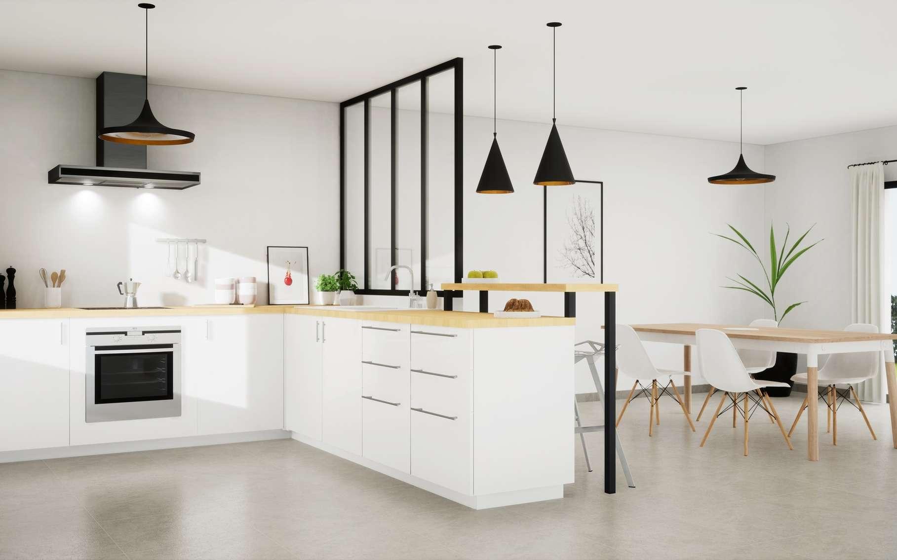 Un joli intérieur pourquoi pas, mais faut-il vraiment changer les meubles et l'électroménager pour des appareils neufs ? © sebastien, Fotolia