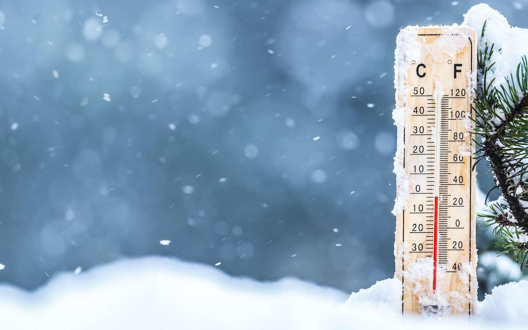 Le terme de température est utilisé dans de nombreux domaines. La température nous donne en effet une indication de chaud et de froid. © Weyo, Adobe Stock