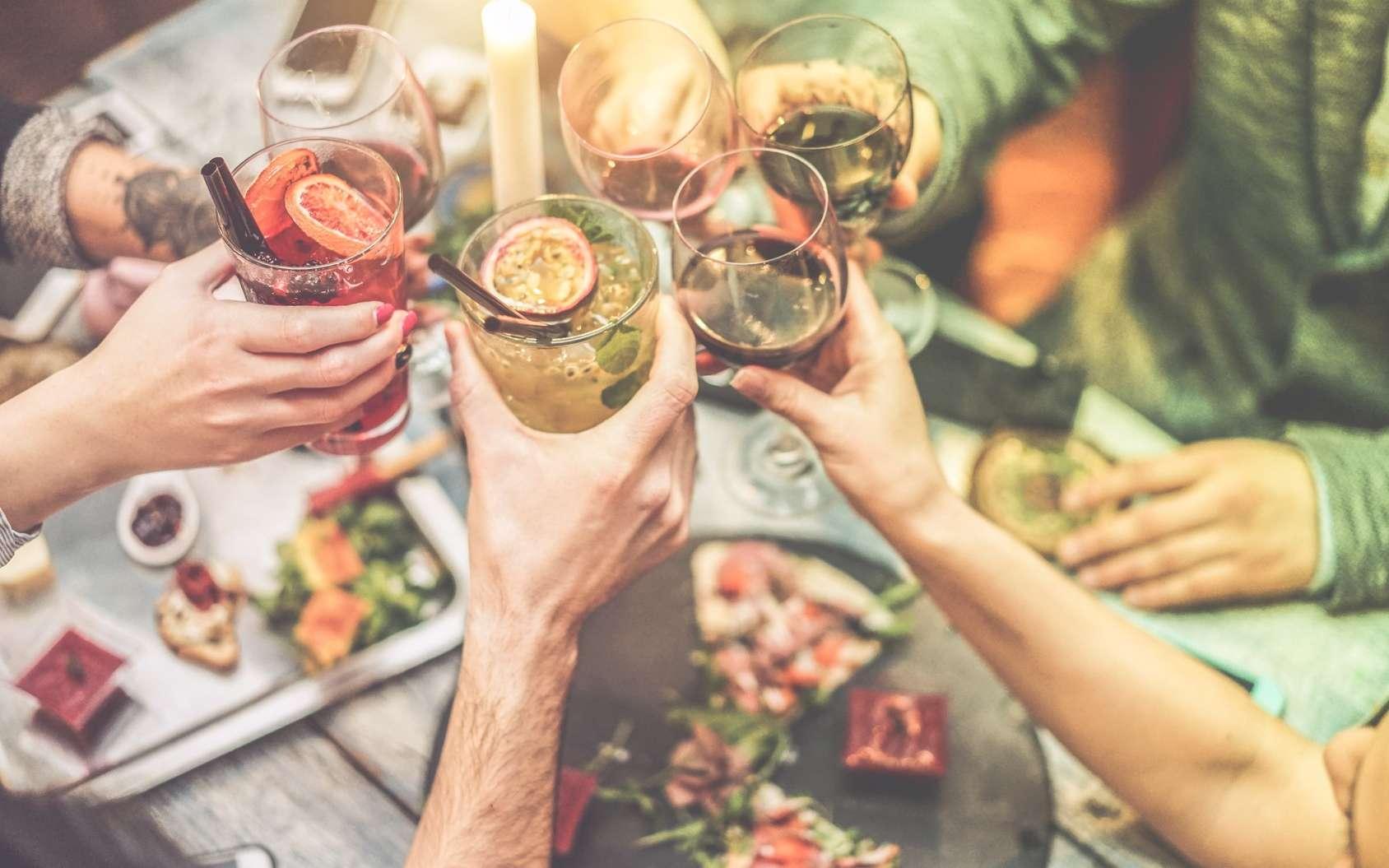 Nous buvons trop d'alcool en France. © DisobeyArt, Fotolia