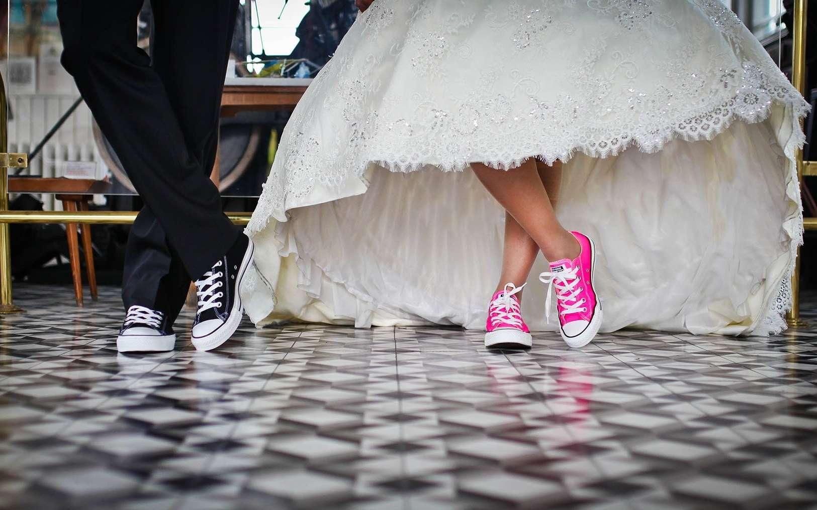 Pour faciliter l'organisation du mariage, de nombreuses applis gratuites sont aujourd'hui disponibles. © NGDPhotoworks, Pixabay