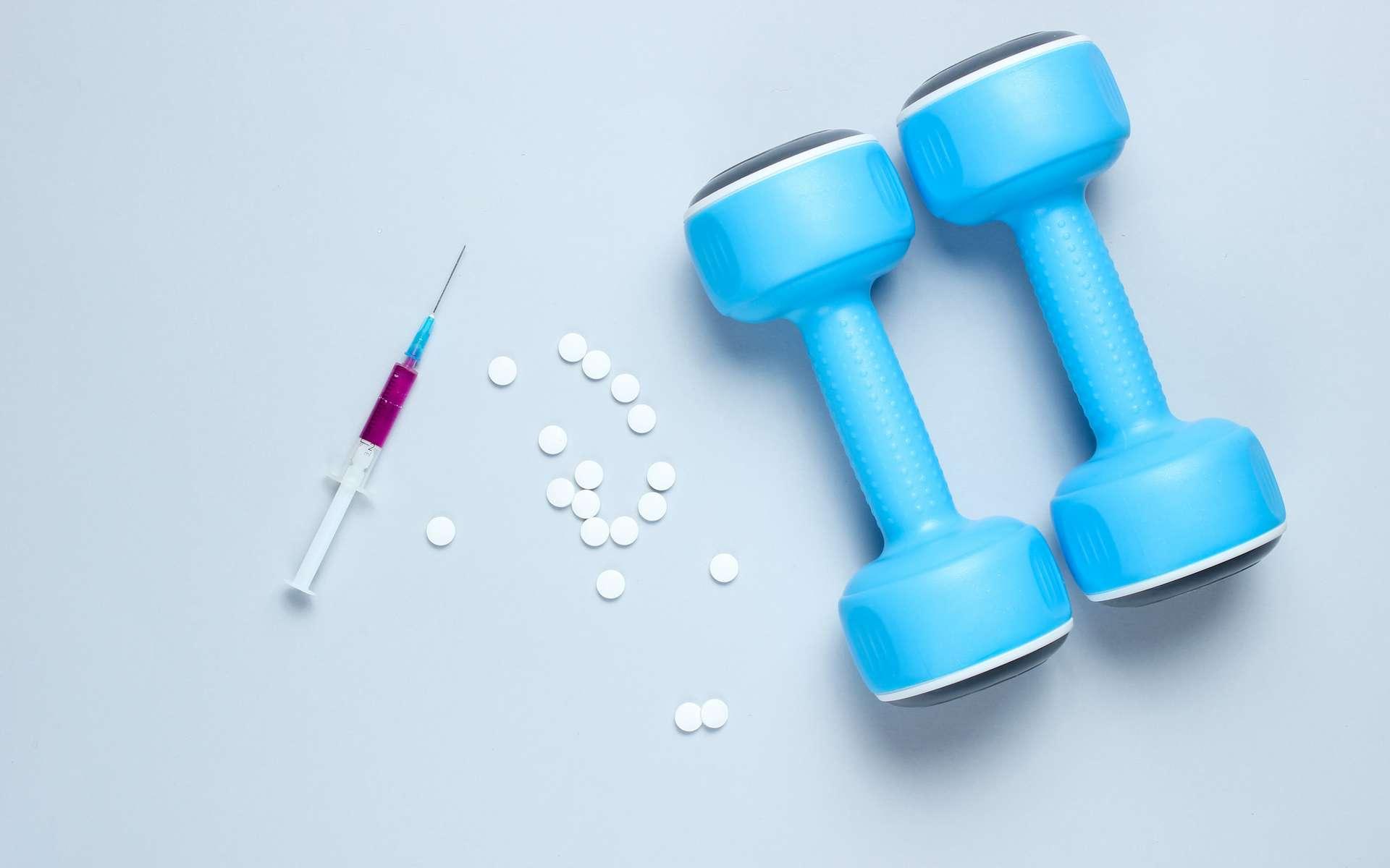 Un analeptique est un produit stimulant du cœur, de la respiration ou de l'humeur. © splitov27, Adobe Stock