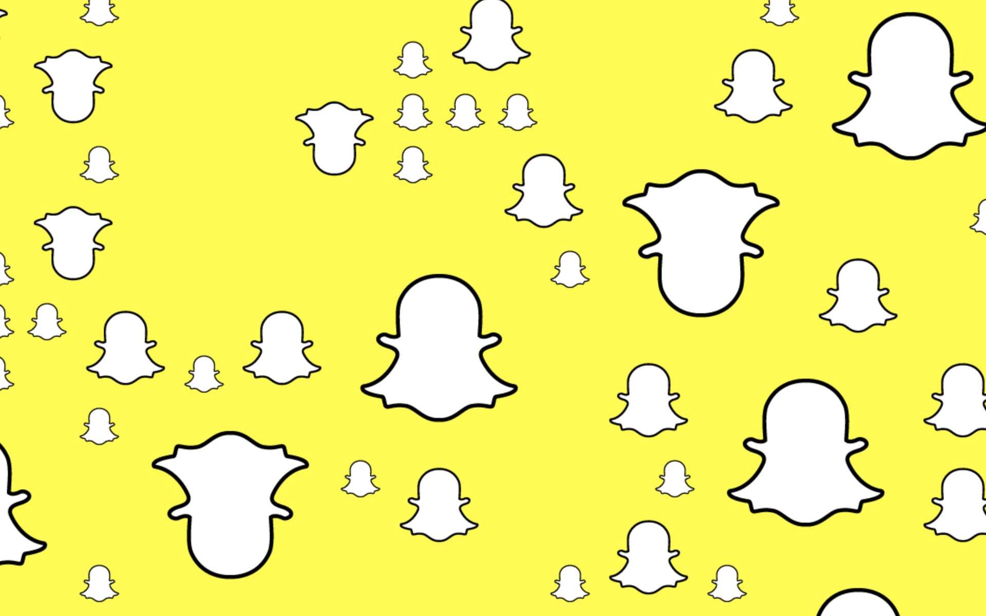 Qu'est-ce que Snapchat ? © Frandroid.com.