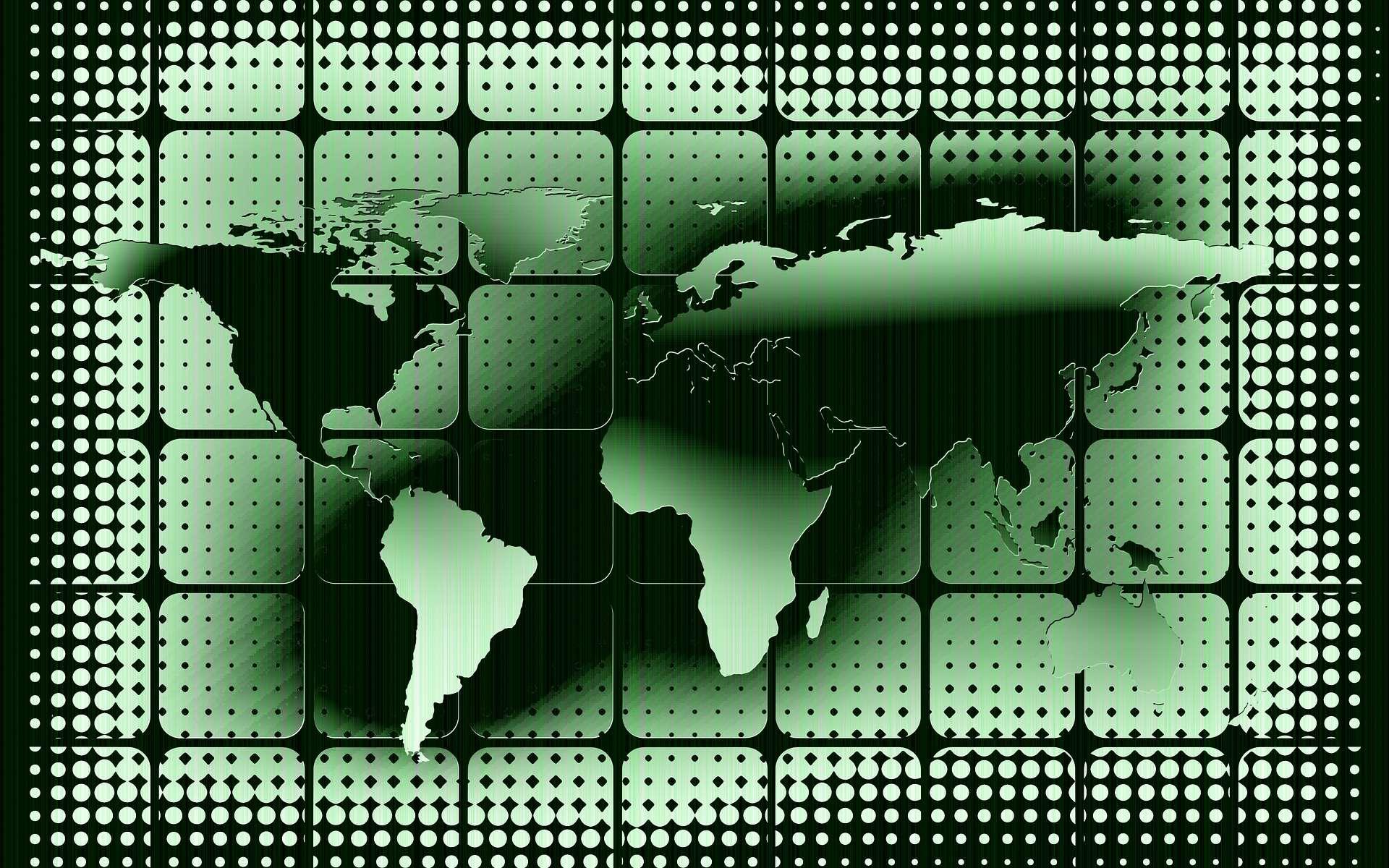 Un botnet se nourrit lui-même des ordinateurs qu'il infecte. Ce qui rend sa neutralisation très compliquée. © Gerd Altmann, Pixabay