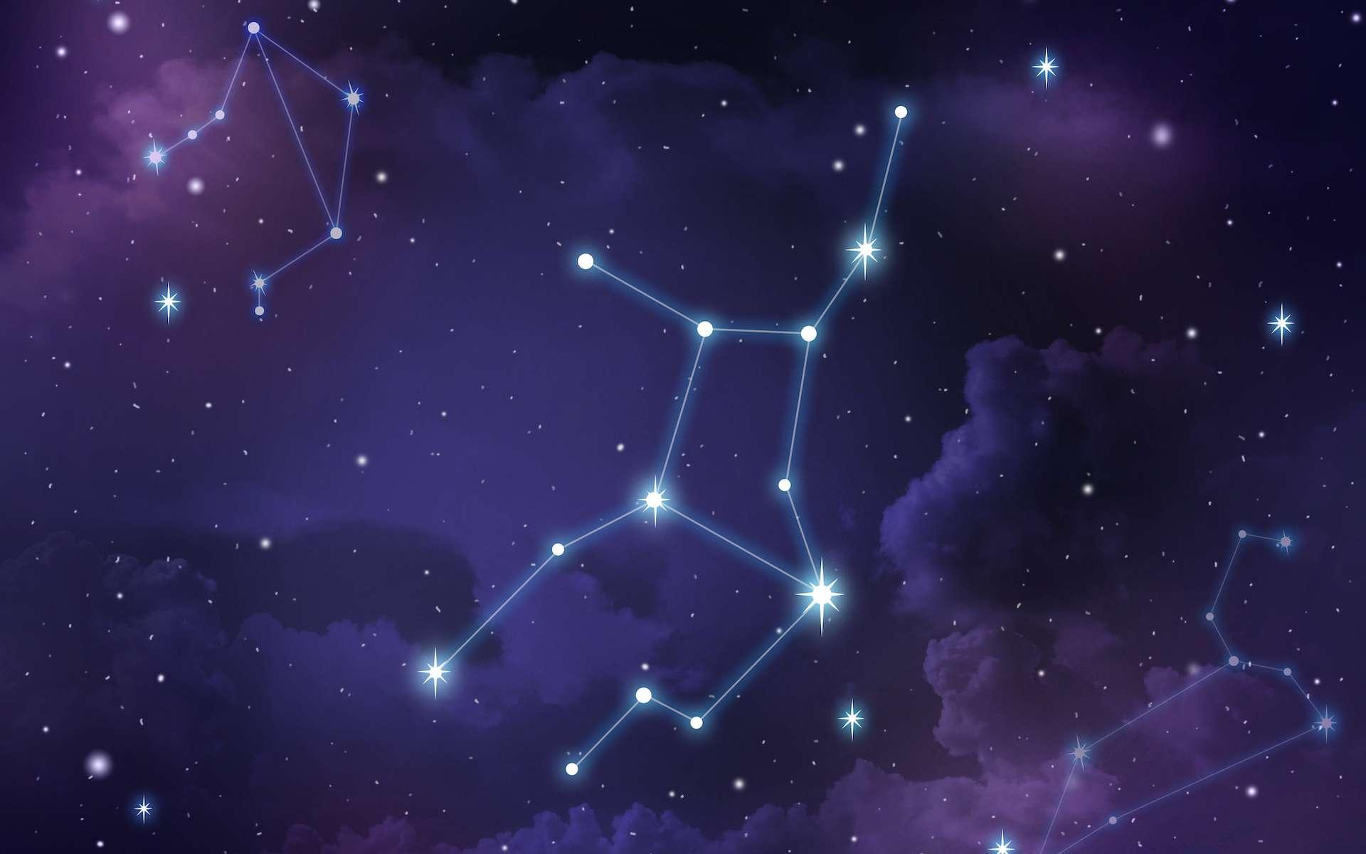 Apprenez à reconnaître les constellations grâce à notre quiz. © baitoey, Adobe Stock