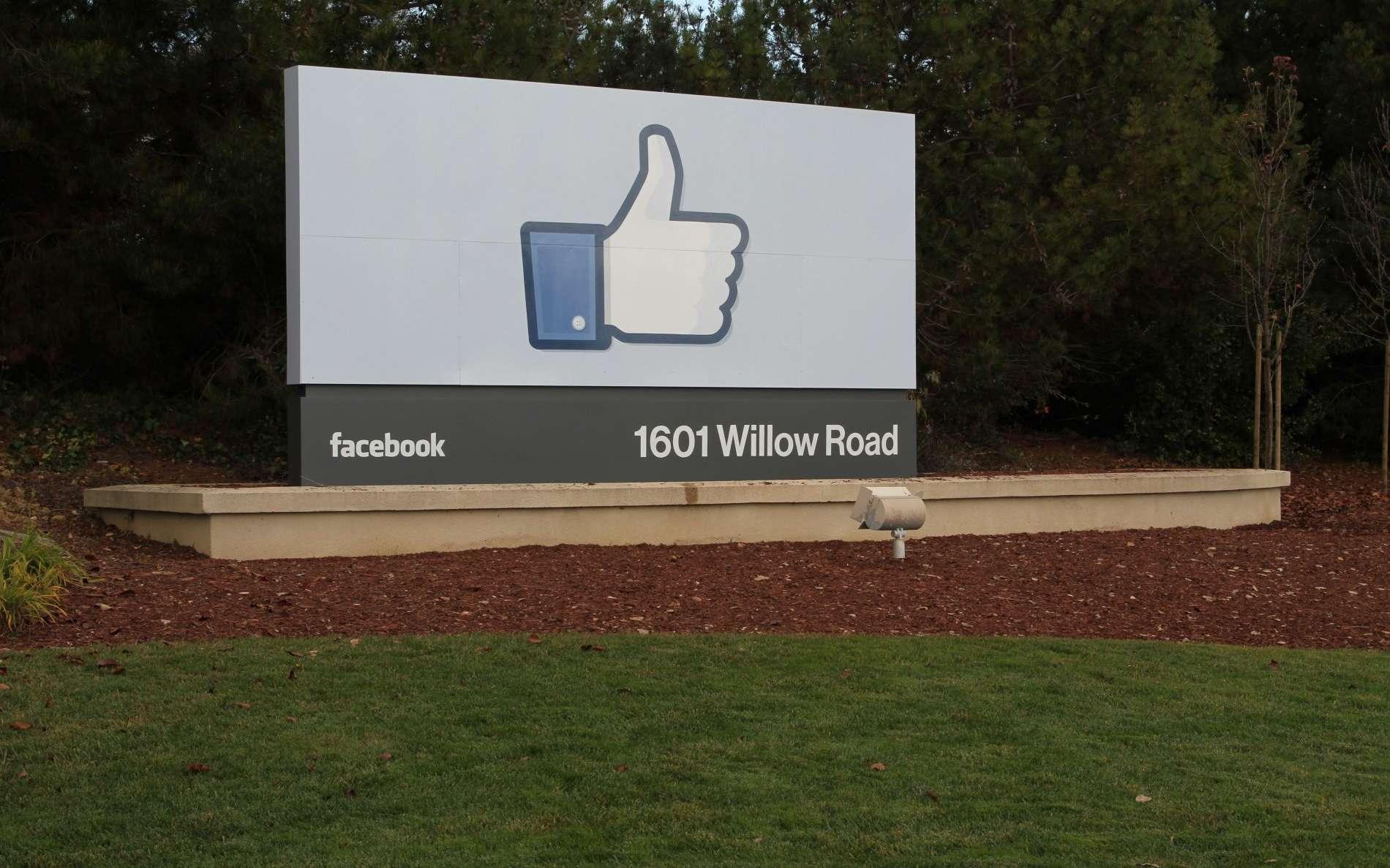 Facebook, mondialement connu aujourd'hui, est né discrètement à l'université Harvard en février 2004. © Matt Harnack, Facebook