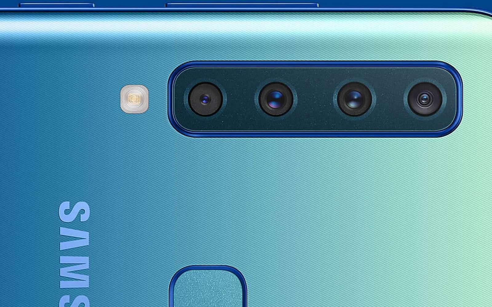 En plus de multiplier les capteurs, leur quantité en mégapixels explose. Les prochains mobiles de Xiaomi devraient être dotés d'un capteur signé Samsung qui culminera à 108 mégapixels. © Samsung