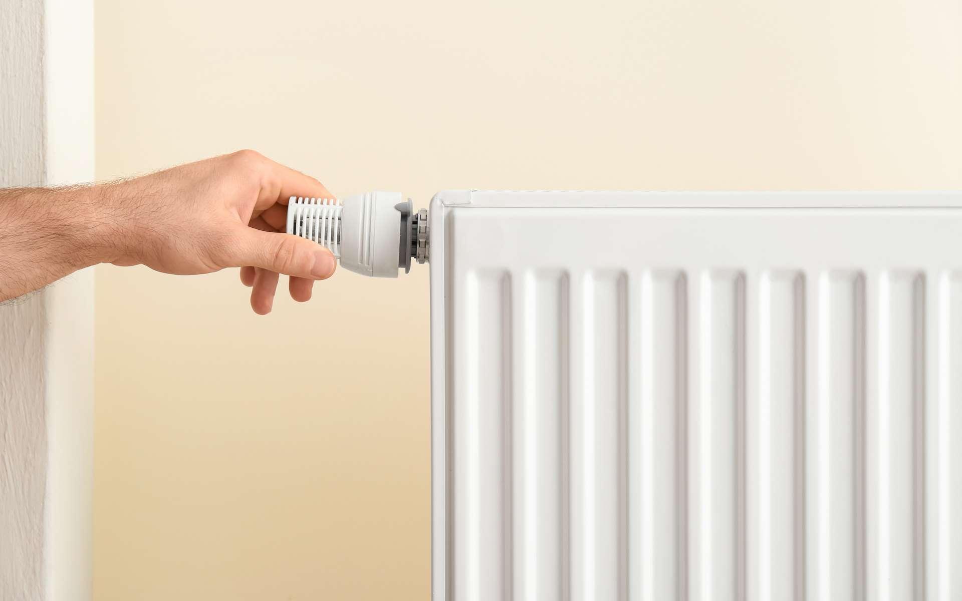 Le choix du radiateur dépend de l'usage de la pièce et de l'isolation du logement. © New Africa, Adobe Stock