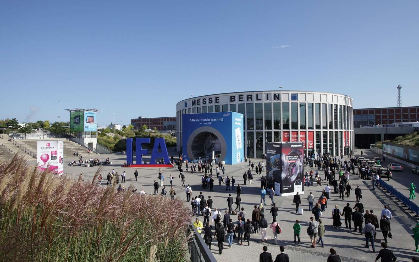 Le salon IFA 2017 se tient à Berlin (Allemagne) jusqu'au 6 septembre. © Innovaticias