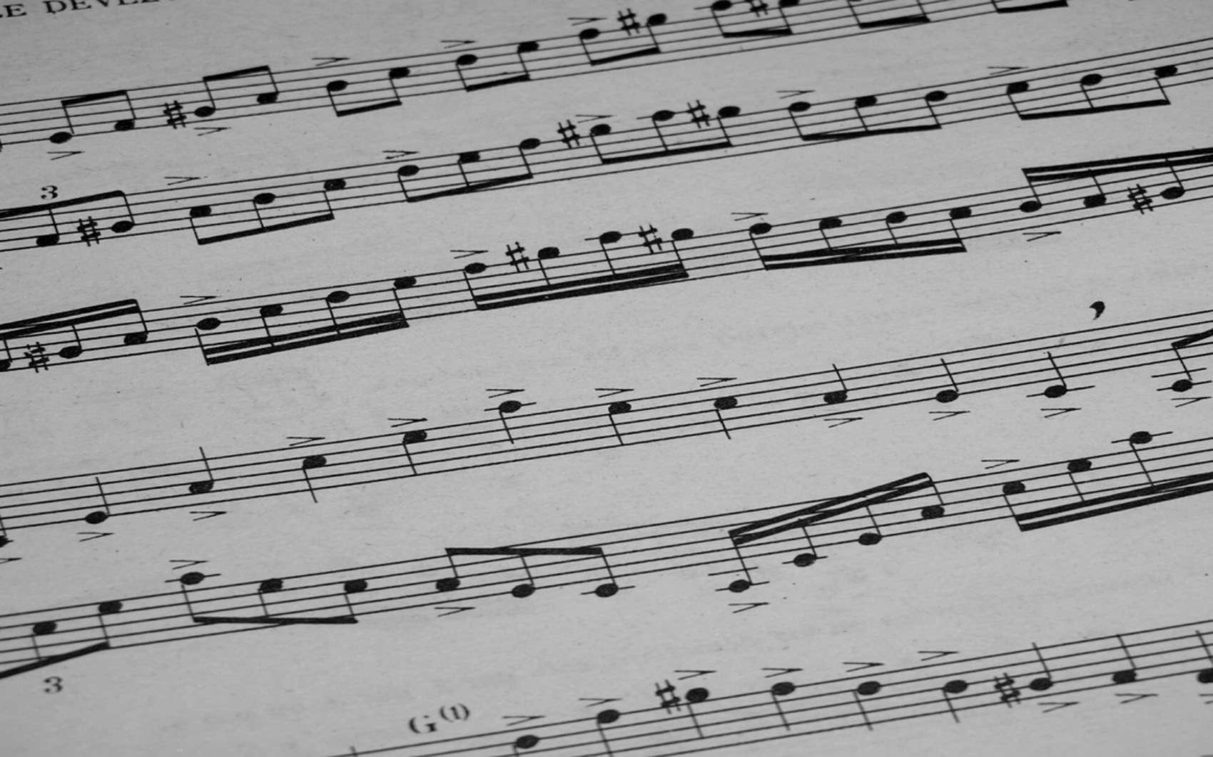 Futura vous explique comment ajouter de la musique à une présentation Google Slides. © pxhere.com