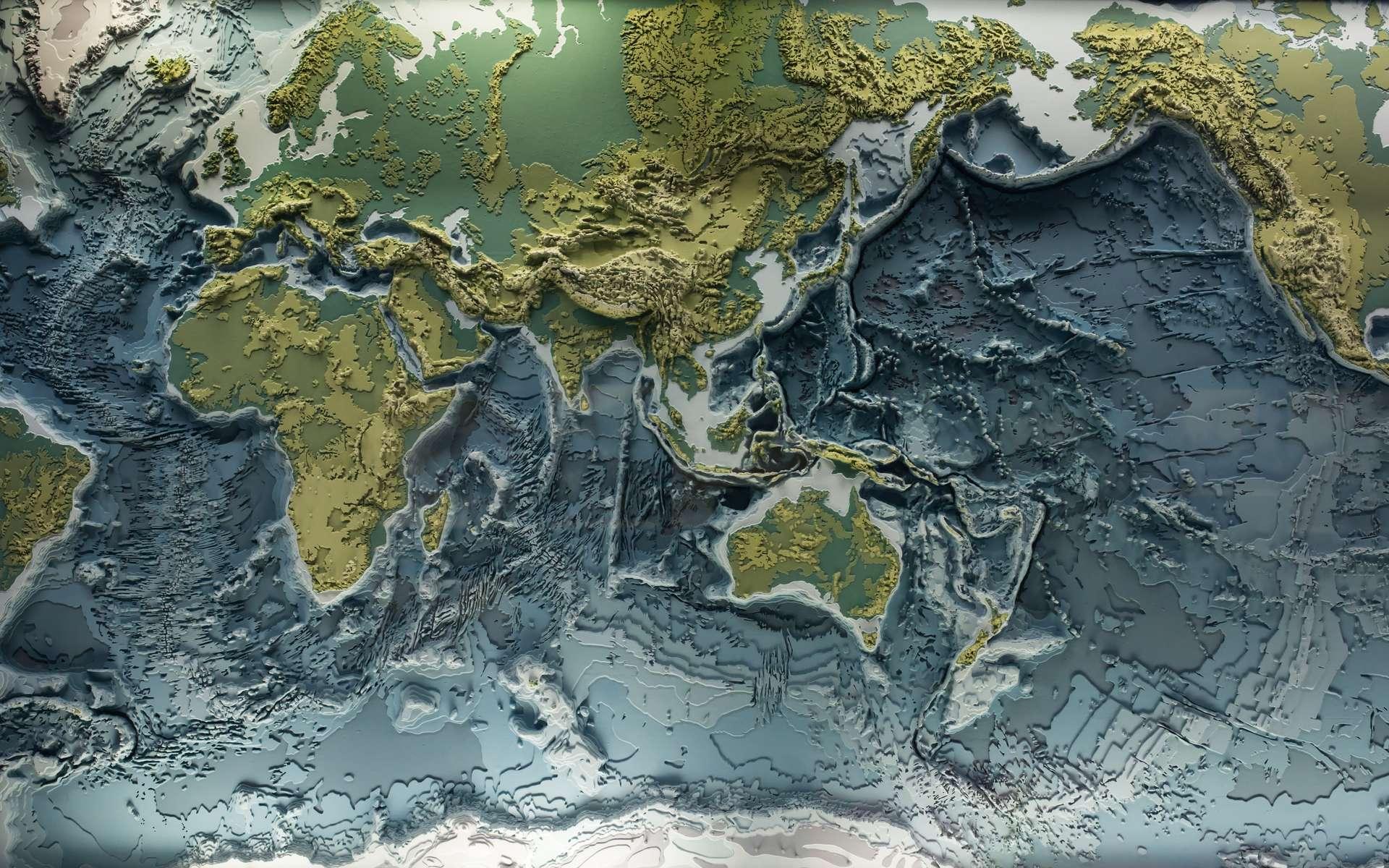 La composition du fond des océans peut être évaluée grâce au chant des rorquals communs. © Budimir Jevtic, Adobe Stock