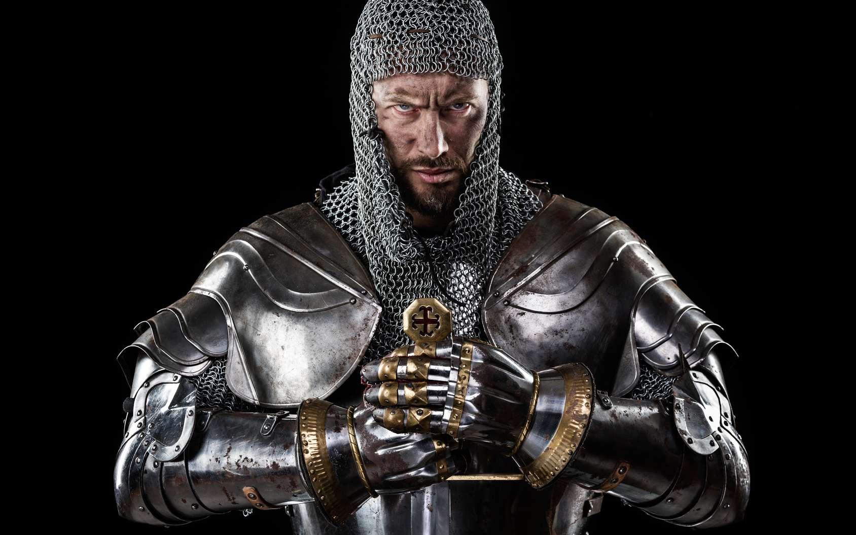 Au Moyen Âge, l'éducation du futur chevalier se faisait en trois étapes. © guerrieroale, fotolia