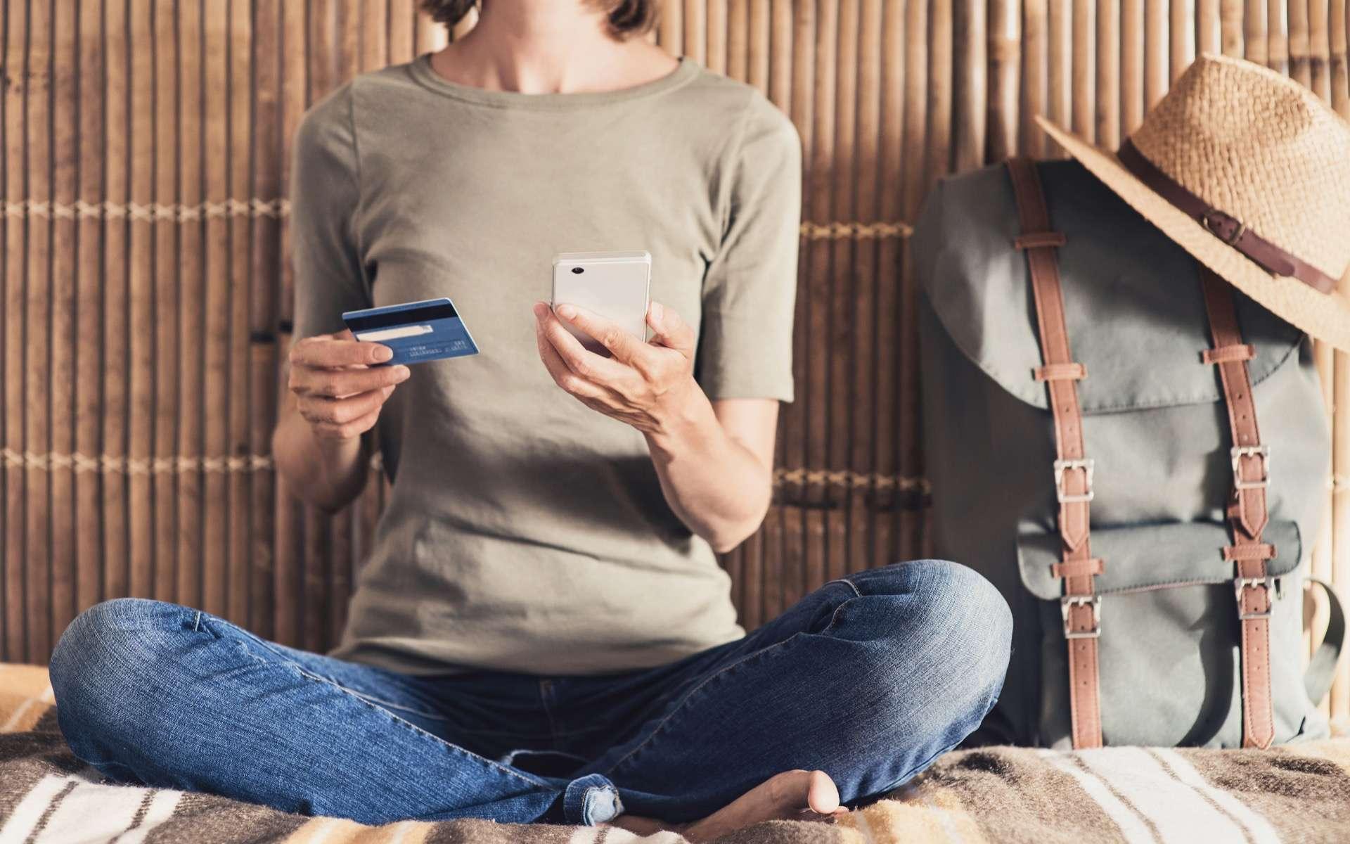 Sans quitter Facebook ou Messenger, il sera possible désormais d'acheter des produits ou de transférer de l'argent à un proche. © kite_rin, Adobe Stock