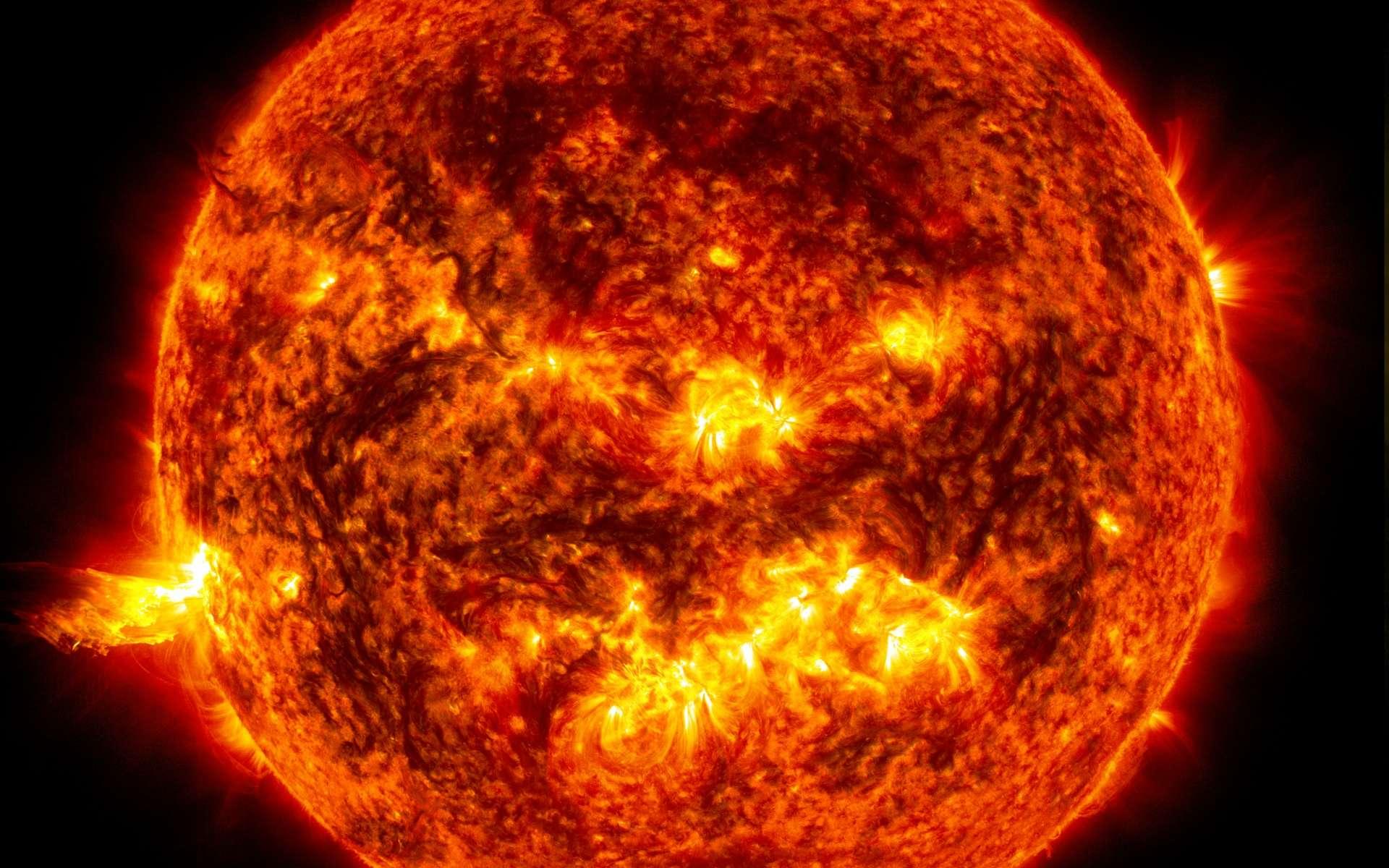 Quelle est la température du Soleil ? - Futura