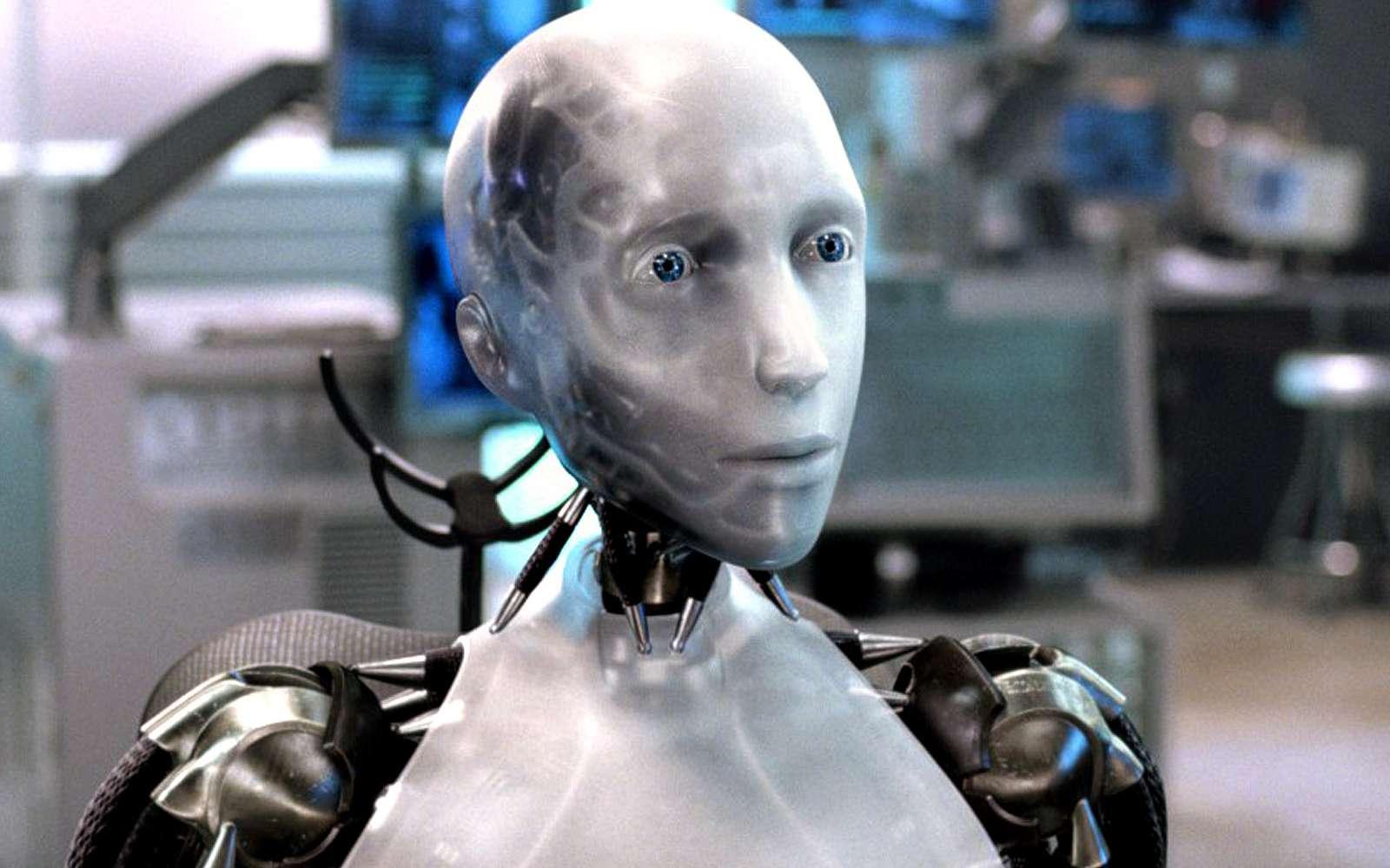 Le film I, Robot est inspiré des nouvelles d'Isaac Asimov sur les robots, notamment la nouvelle éponyme. © DR