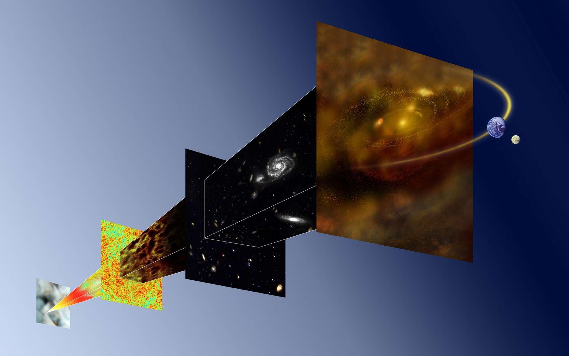 Un Congrès américain plus réticent à financer les activités scientifiques de la Nasa a contraint l'agence à abandonner son projet de participation à la grande mission de 2020 de l'Agence spatiale européenne. © Esa