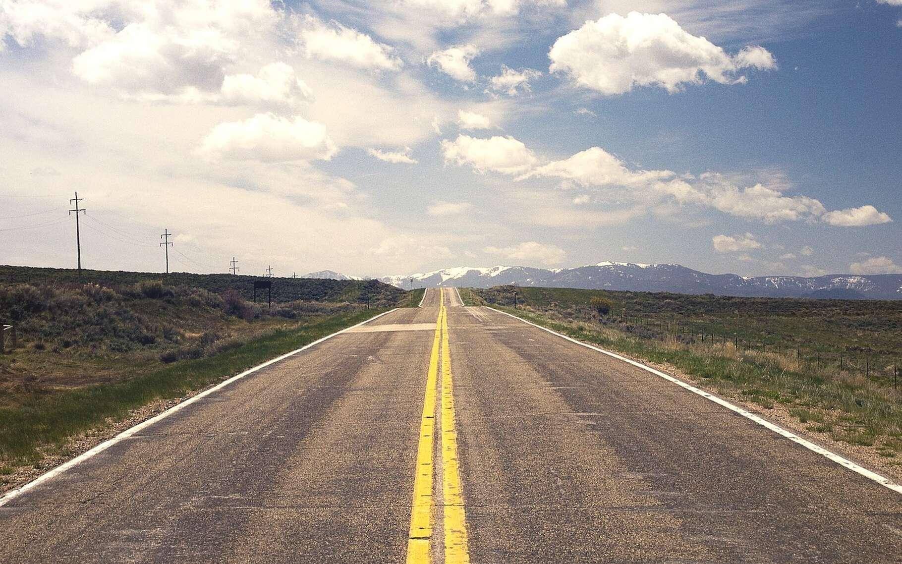 Le road trip, c'est une façon différente d'envisager ses vacances. Une façon de découvrir la France sous un angle nouveau. © RyanMcGuire, Pixabay License