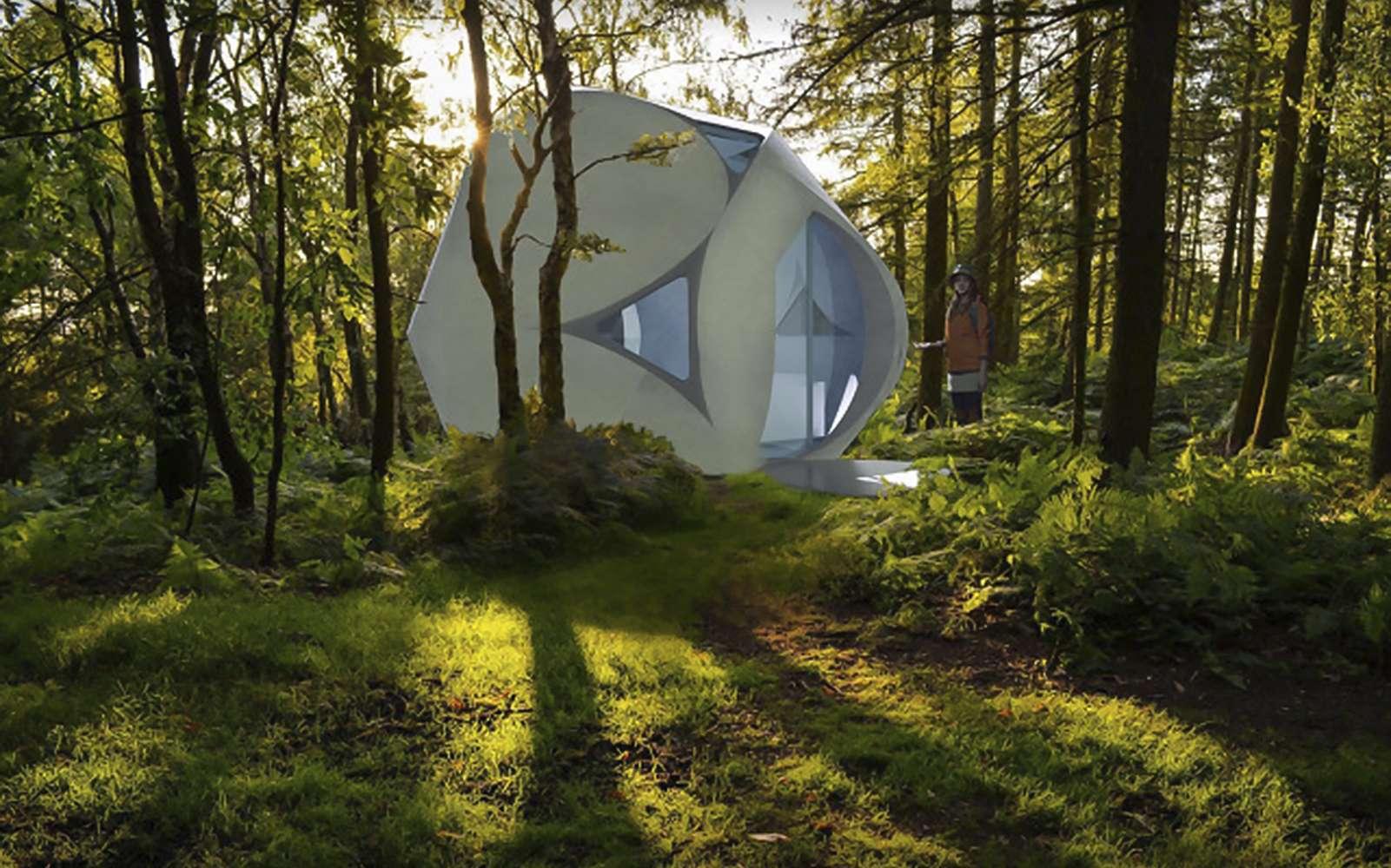 La maison du « monde d'après » ressemblera-t-elle à ça ? © Serendix Partners
