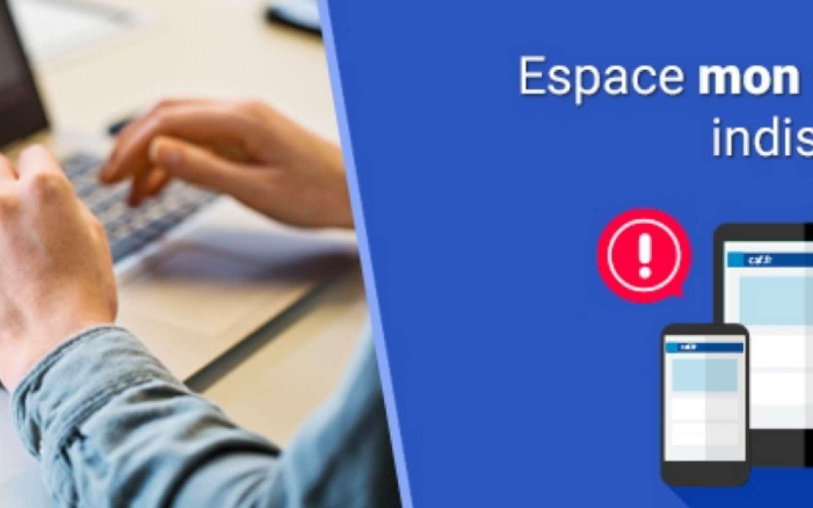 Les données personnelles d'environ 7.000 allocataires étaient accessibles par d'autres usagers lorsqu'il se connectaient au service. © Futura