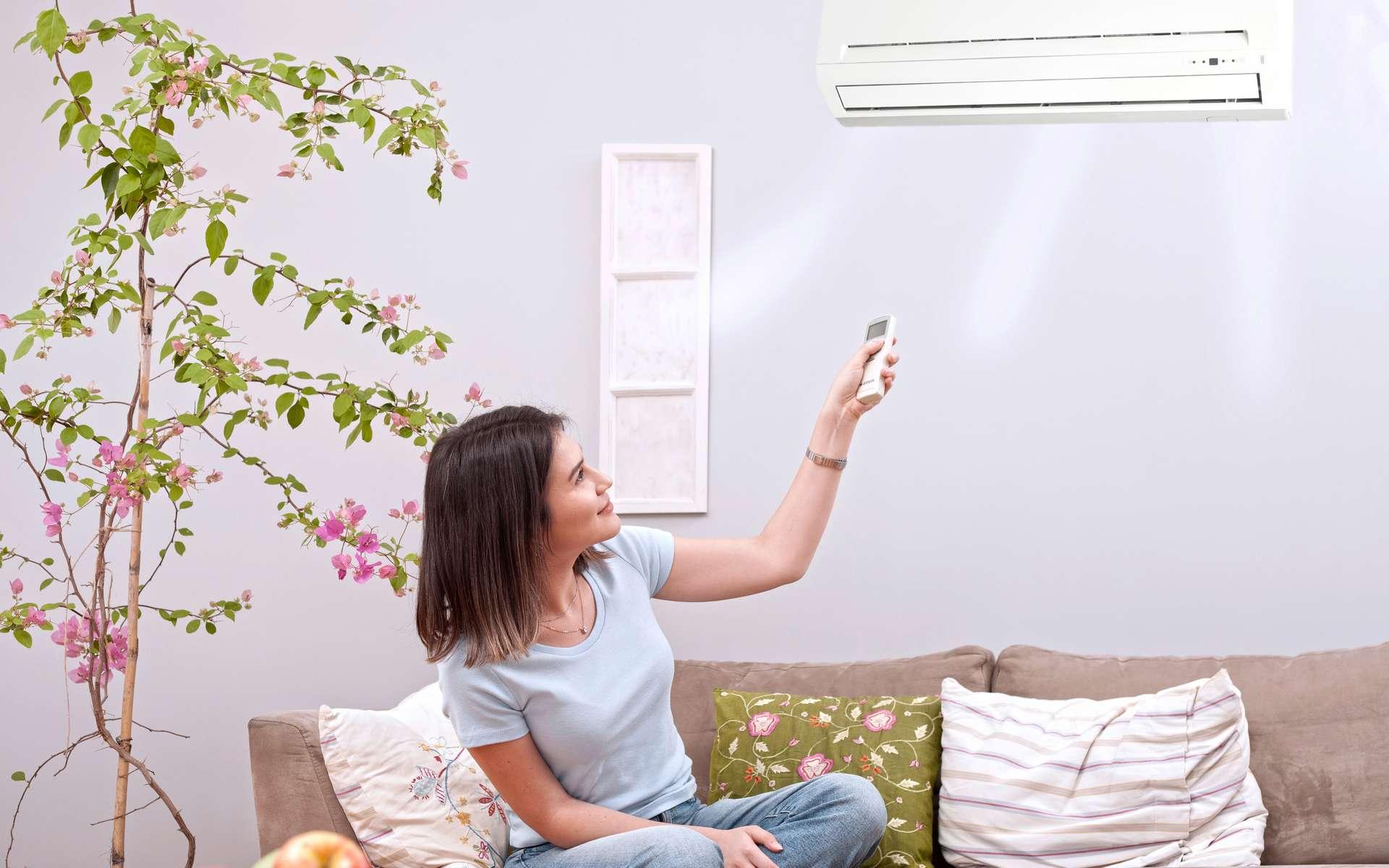 La climatisation réversible assure un confort dans nos intérieurs au gré des saisons. © izzetugutmen, Adobe Stock
