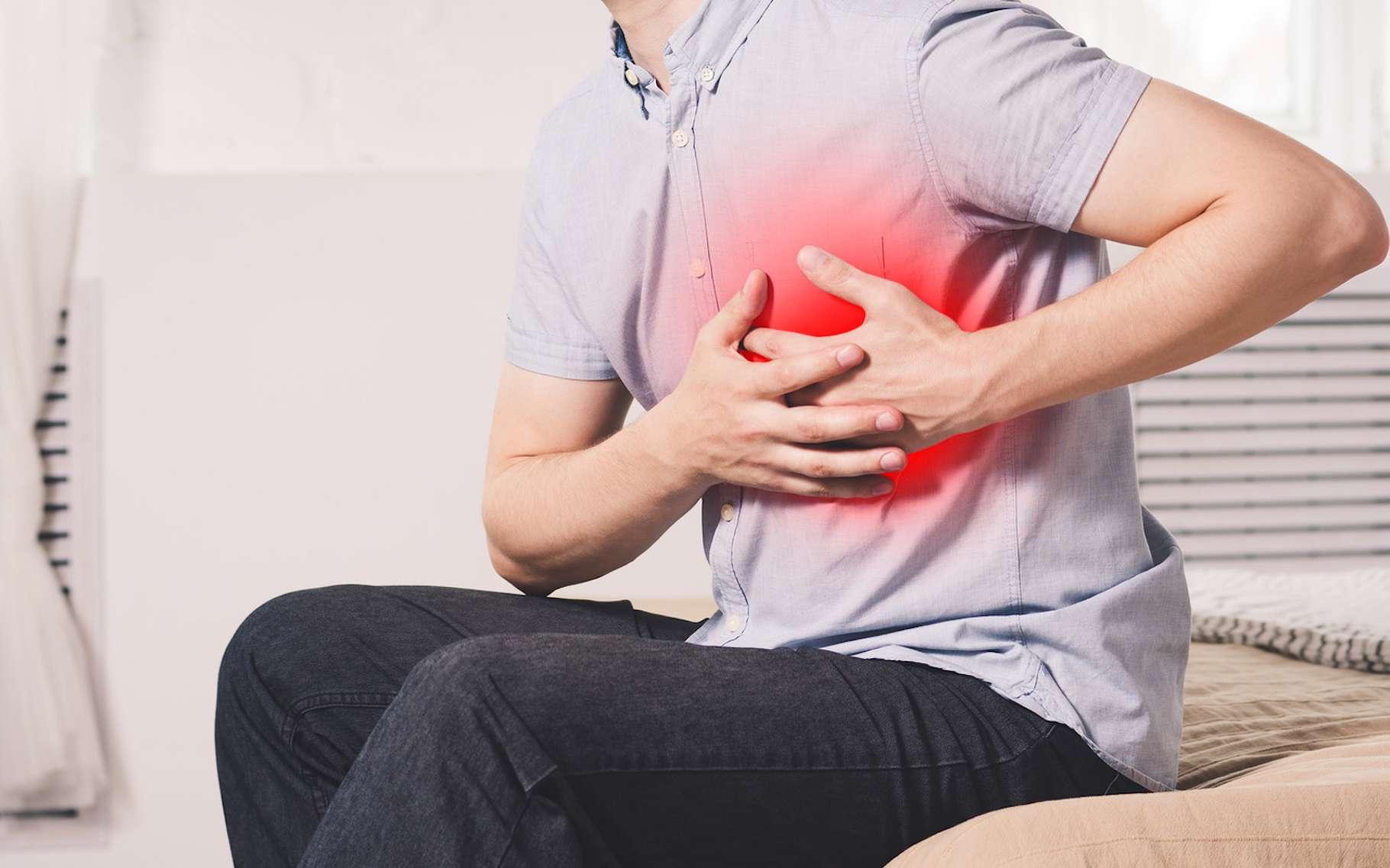 Les fluoroquinolones seraient responsables de la survenue de deux pathologies cardiovasculaires. © staras, Fotolia