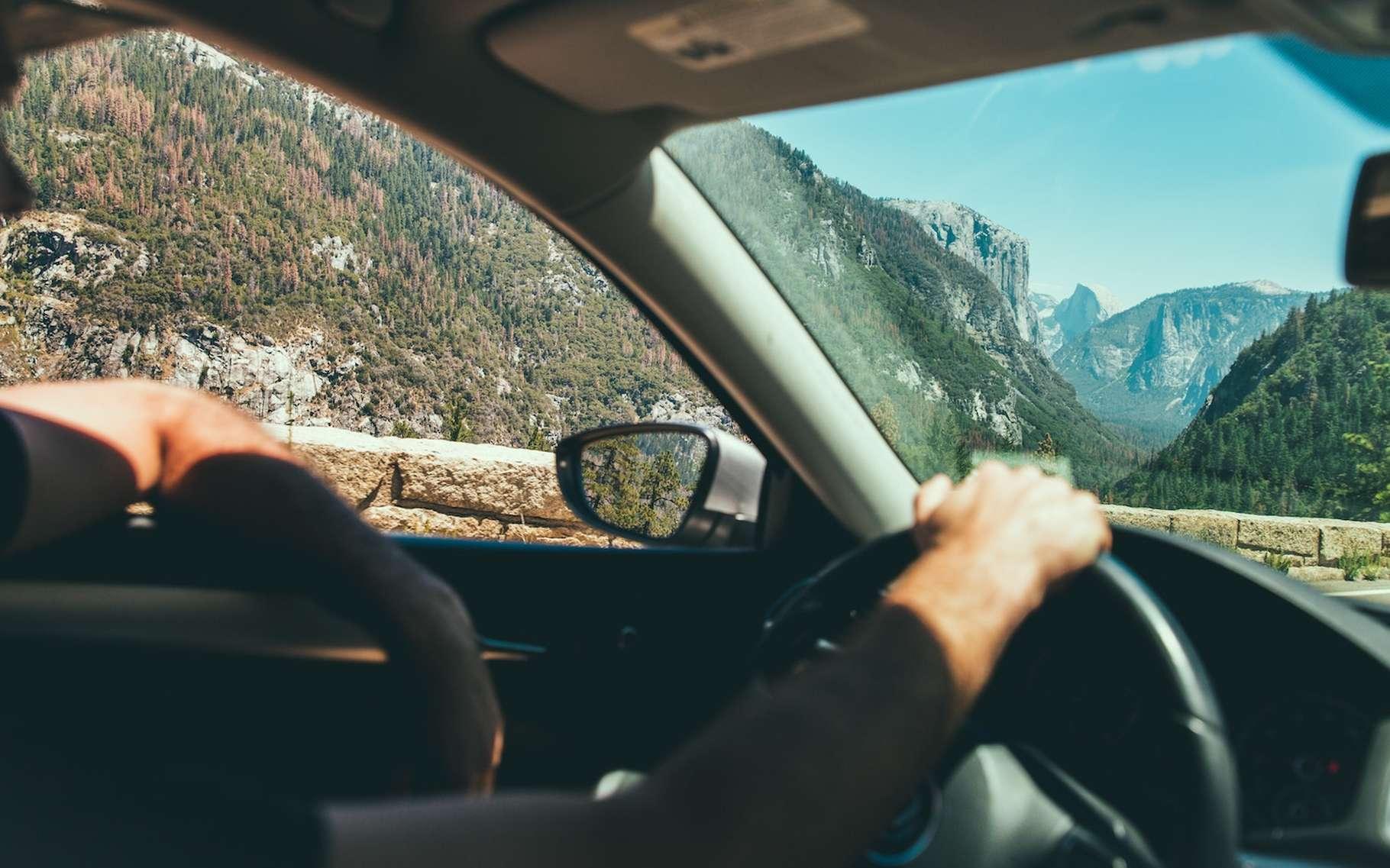 L'écoconduite, une façon de conduire et de se conduire. © Austin Neill, Unsplash