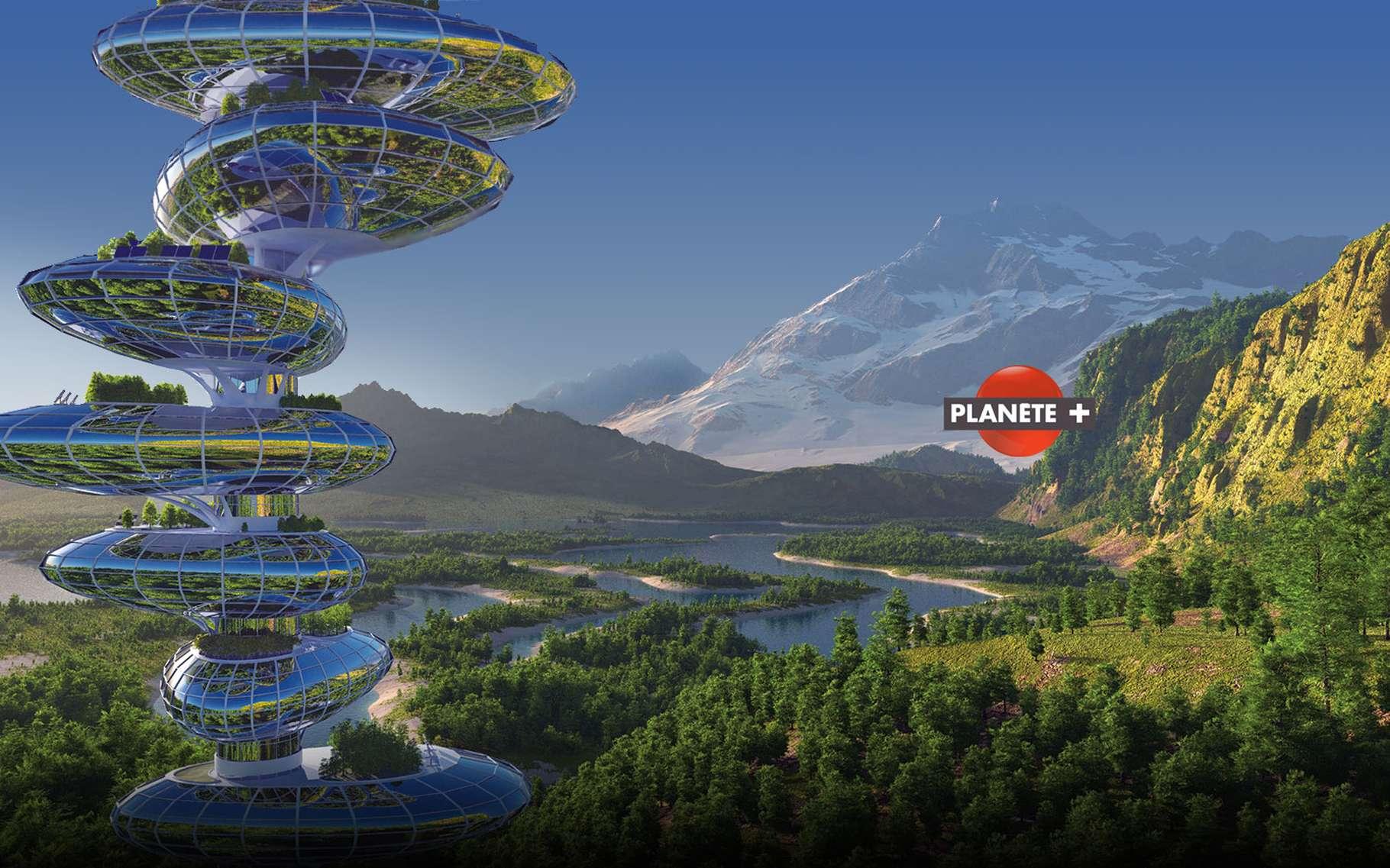 Rêver le futur : une série qui explore sérieusement les pistes menant peut-être à notre avenir. © Futura, PlanètePlus