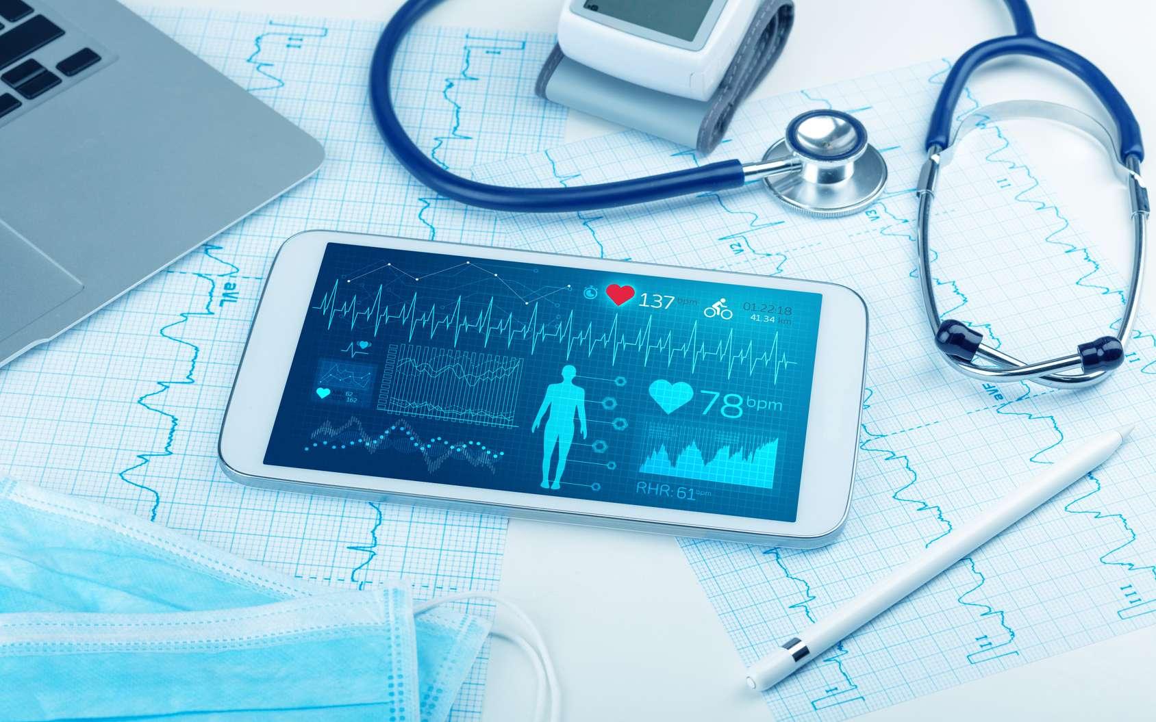 La télémédecine est définie par un cadre légal très strict. © ra2 studio - Fotolia.com